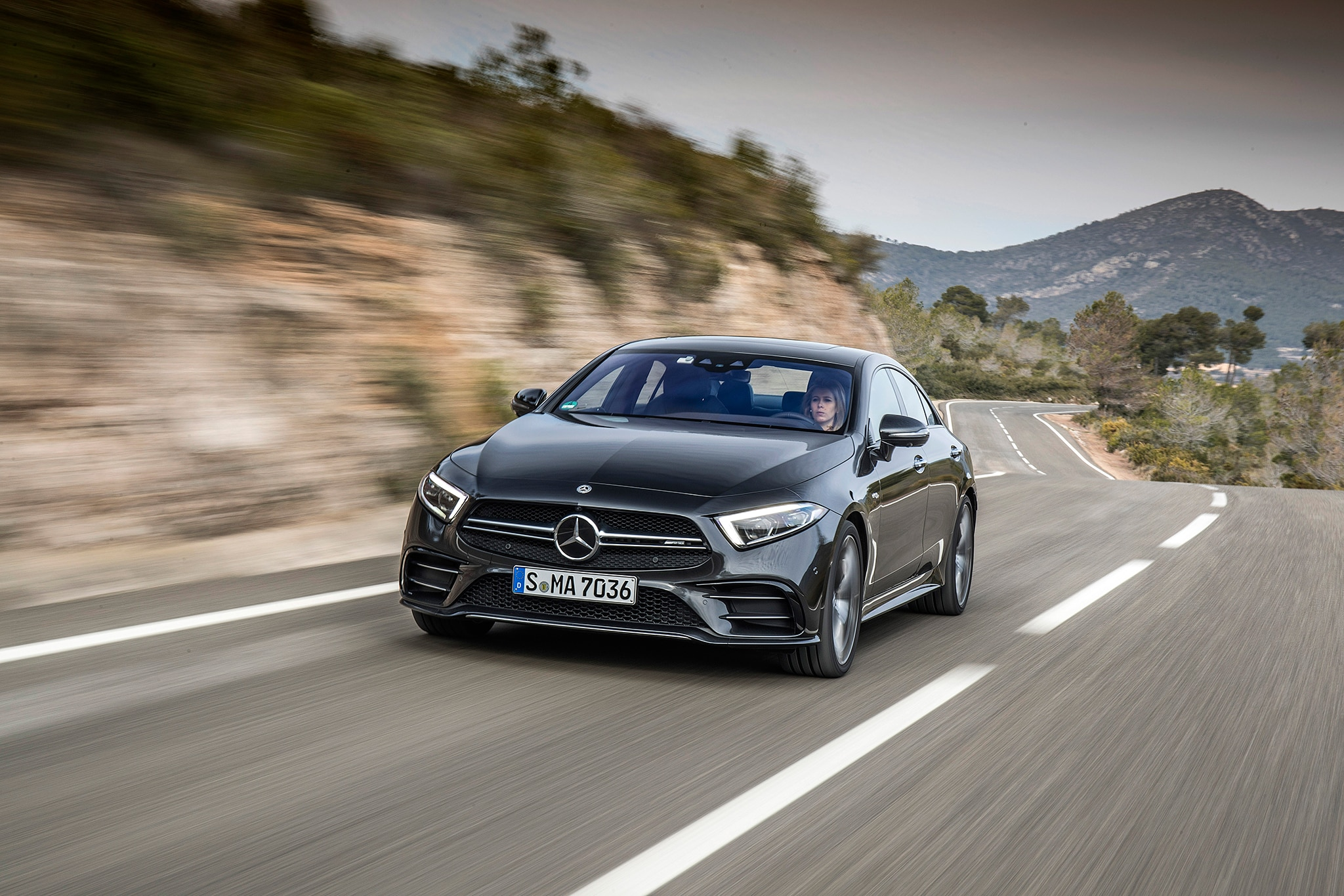 2019 Mercedes-Benz CLS-Class First Drive Review ...