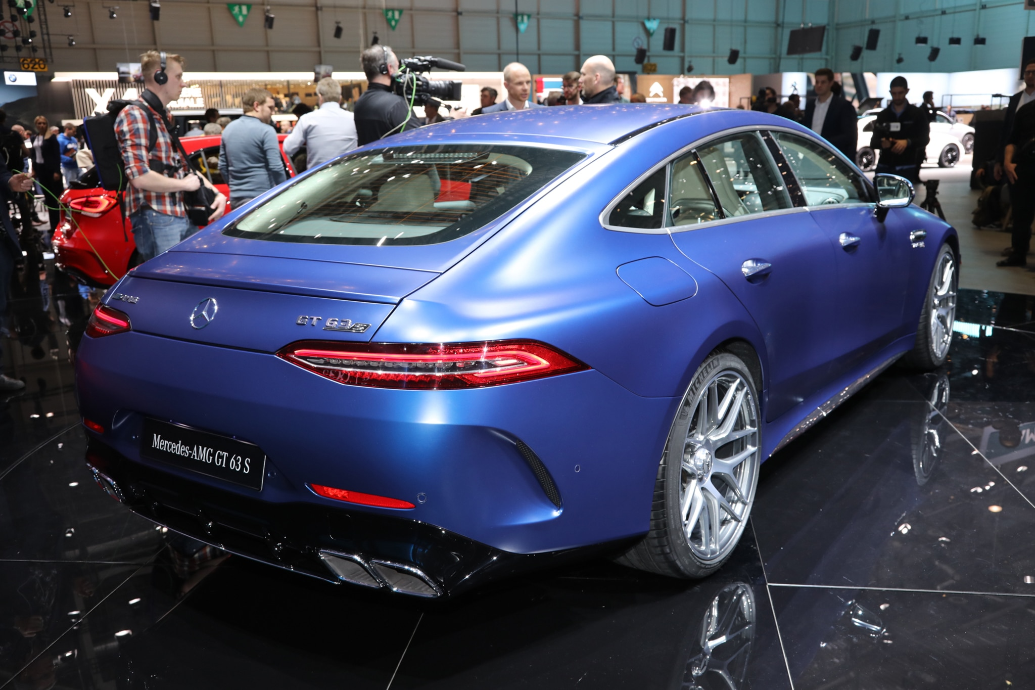 Five Things You Should Know About The 2019 Mercedes Amg Gt