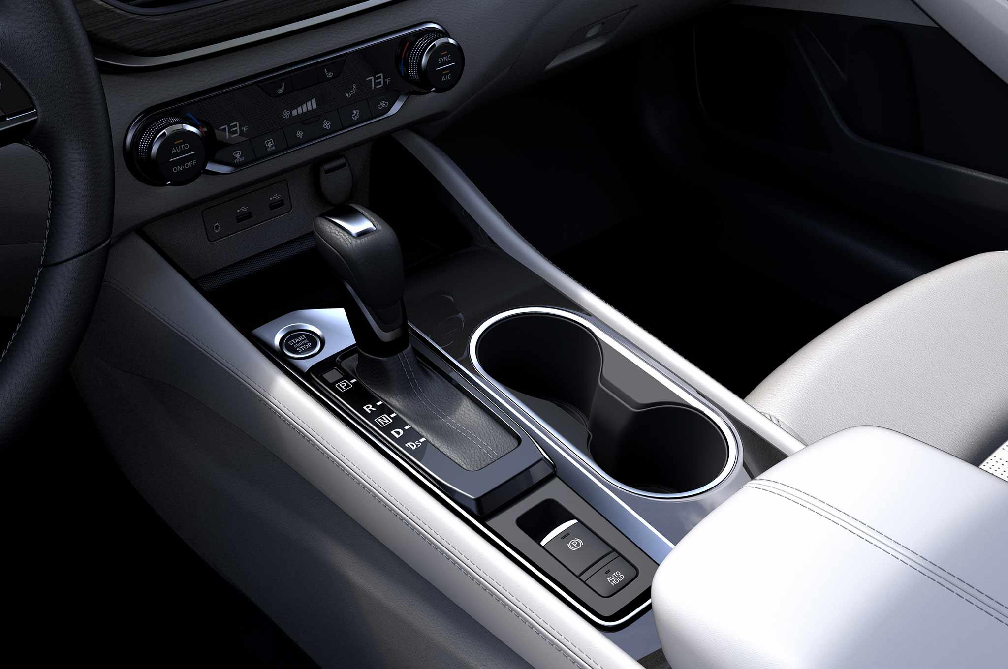 2019 nissan altima prototype drive automobile magazine. Black Bedroom Furniture Sets. Home Design Ideas