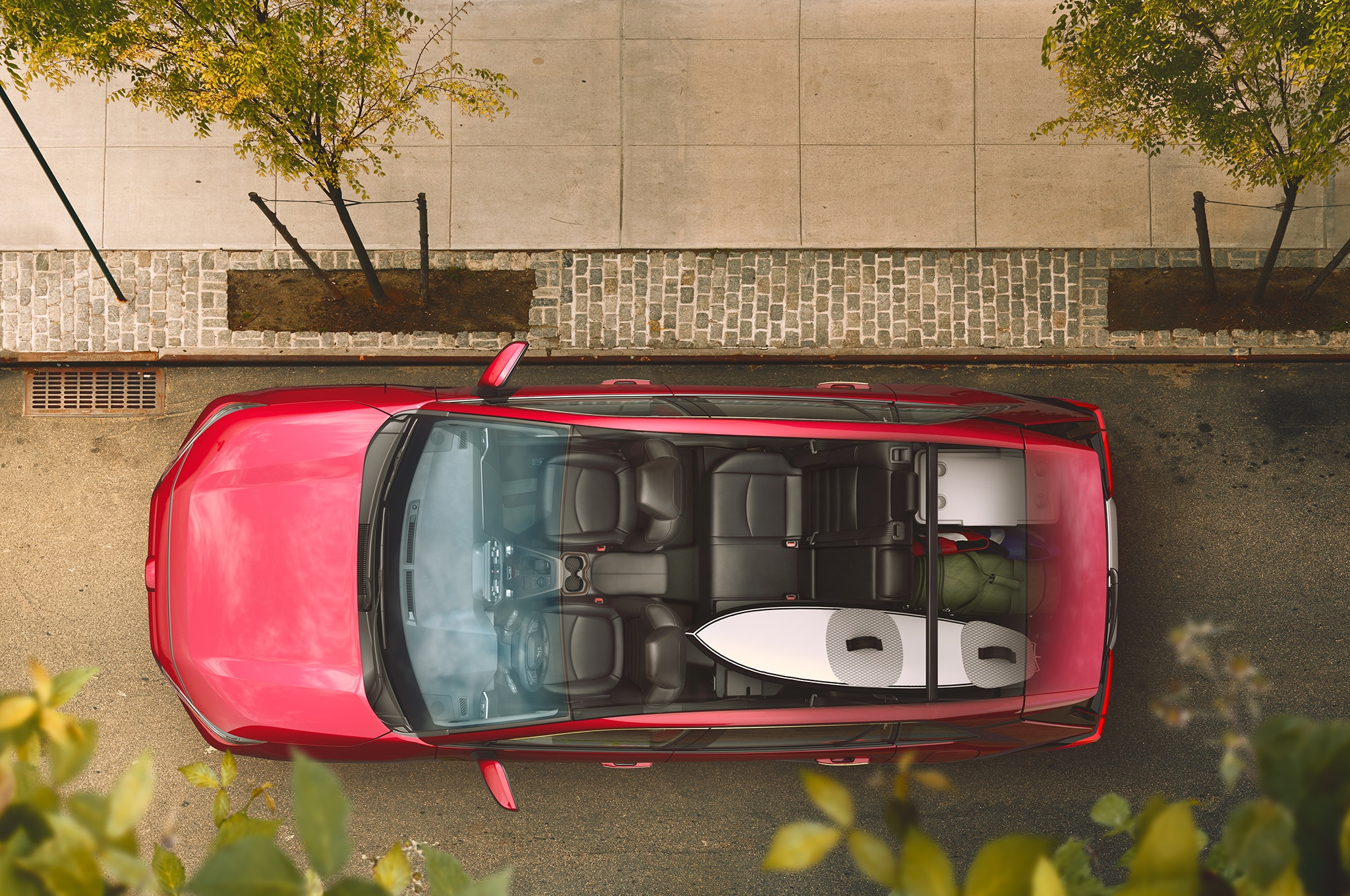 Interior Rush 2018 >> 2019 Toyota Rav4 Hits the Gym | Automobile Magazine