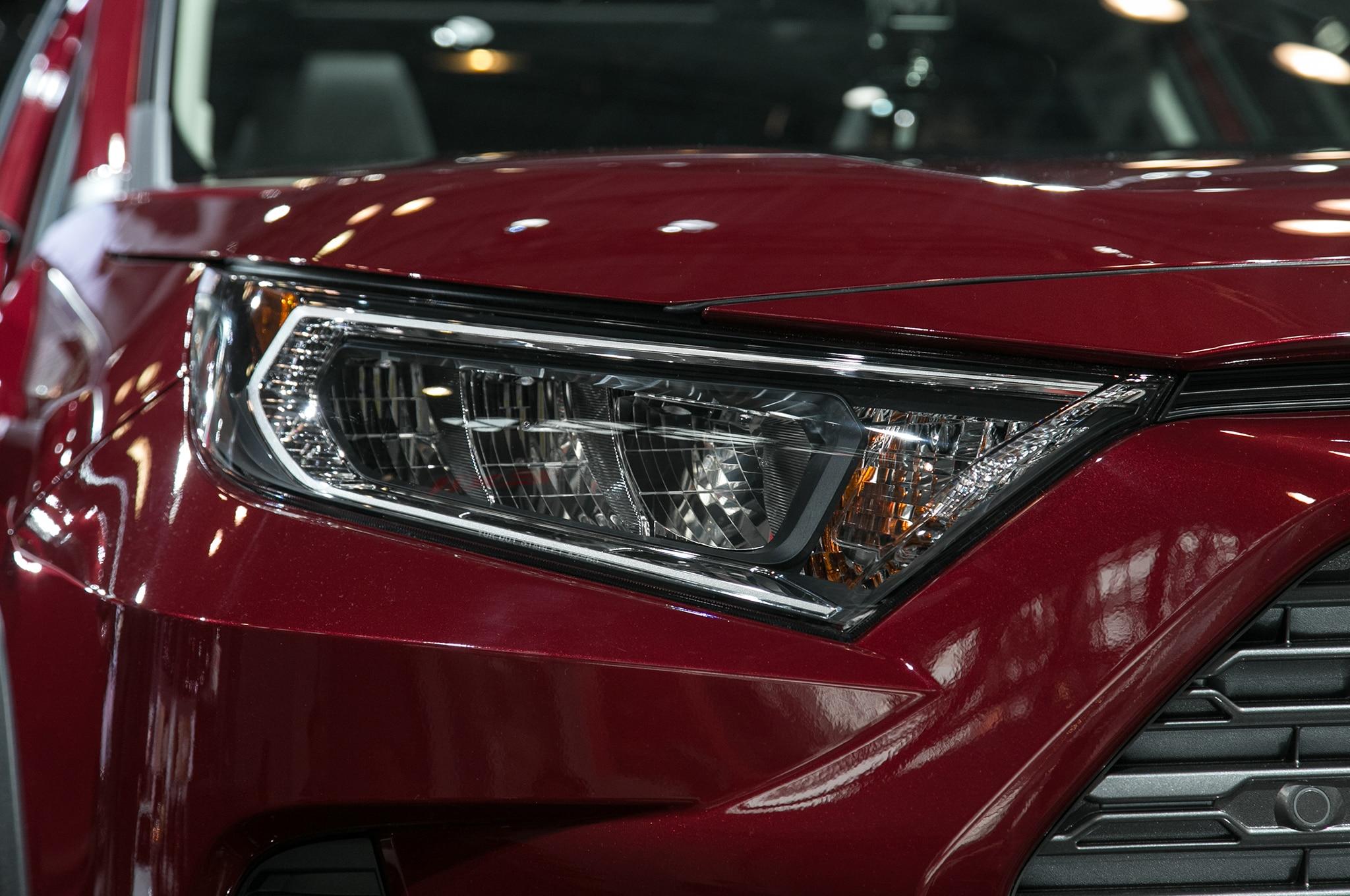 2019 Toyota Rav4 Hits The Gym Automobile Magazine