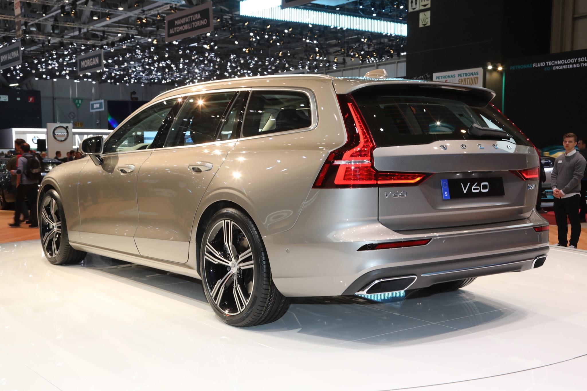 2019 Volvo V60 Joins the Geneva Auto Show | Automobile Magazine