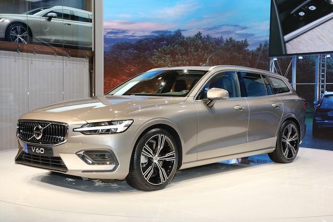 2019 New And Future Cars Volvo V60 Automobile Magazine