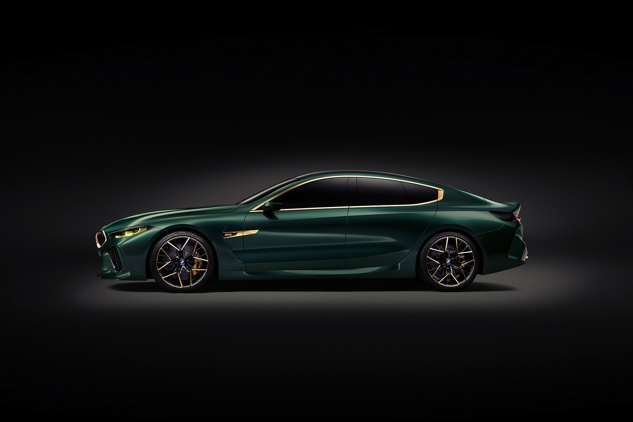 Bmw M8 Gran Coupe Concept Unveiled Geneva on bmw 3 series engine