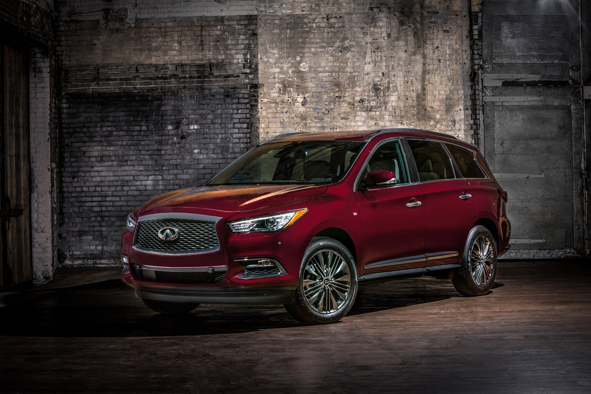 2019 Infiniti QX60 and QX80 Limited Editions Add Luxury ...