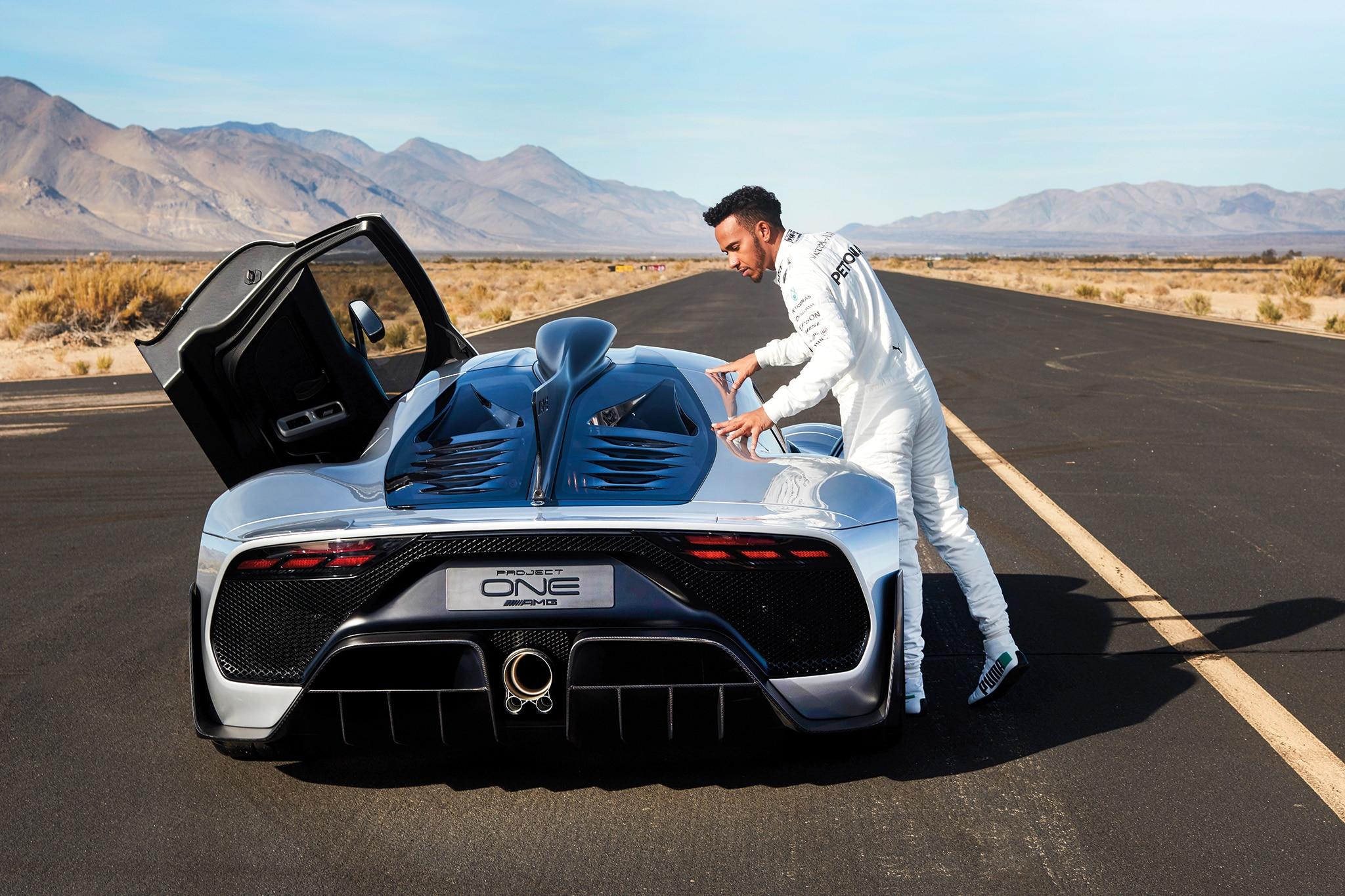 Mercedes Benz St Louis >> Lewis Hamilton Above the Noise   Automobile Magazine