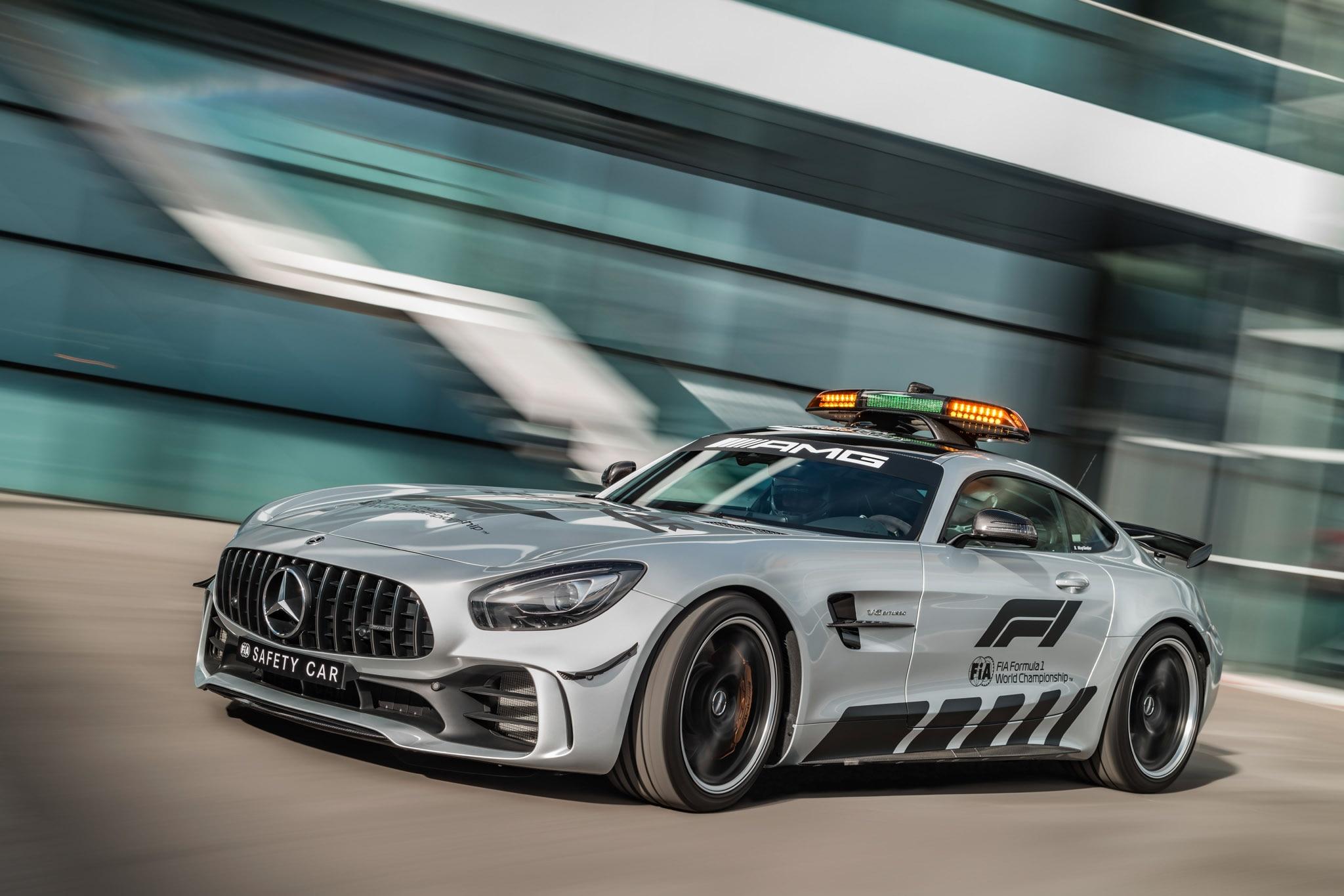 Mercedes AMG Official FIA F1 Safety Car 013