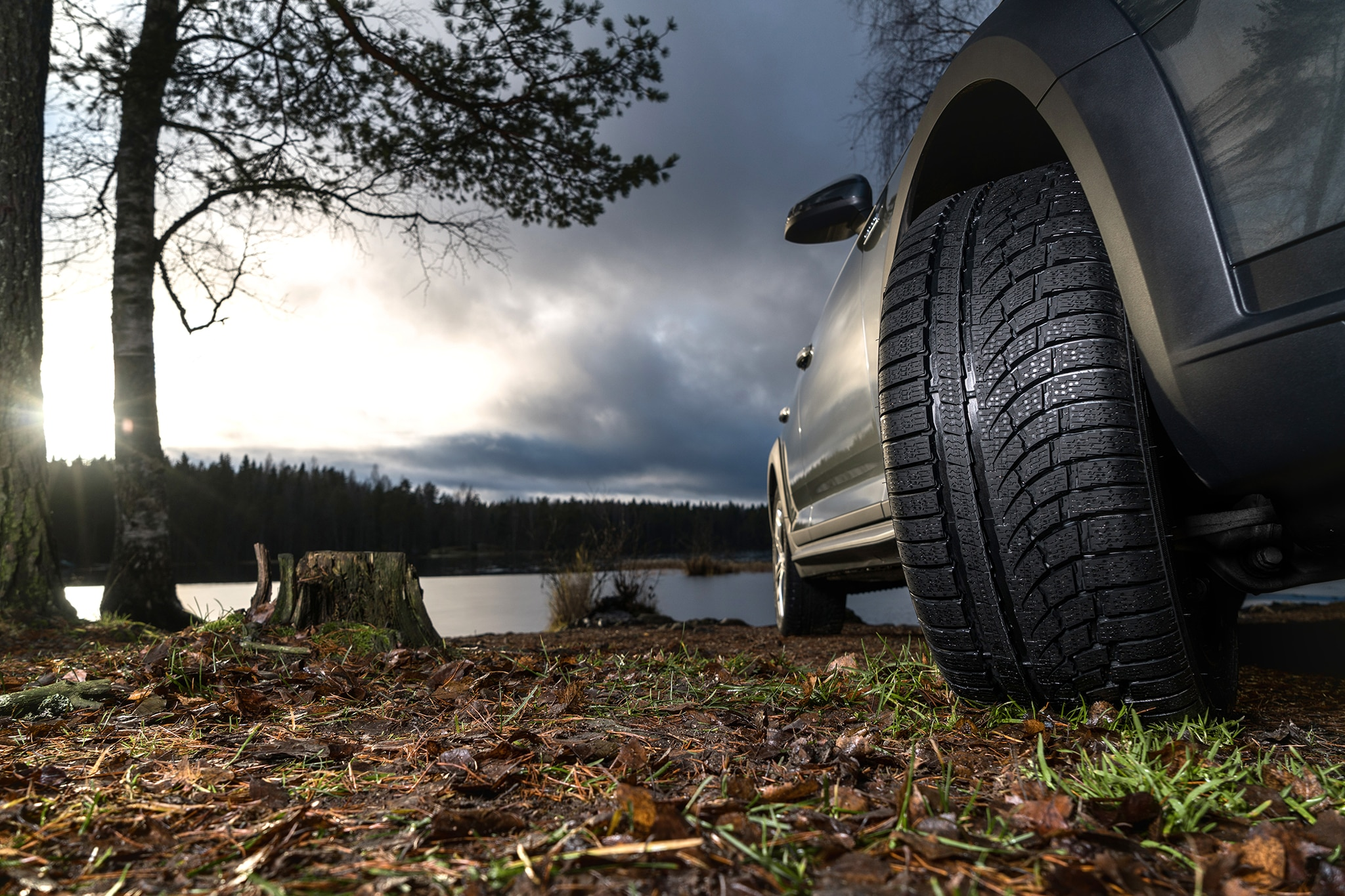 Best Snow Tires >> Nokian WR G4 Tire: It's All-Weather, Not All-Season ...