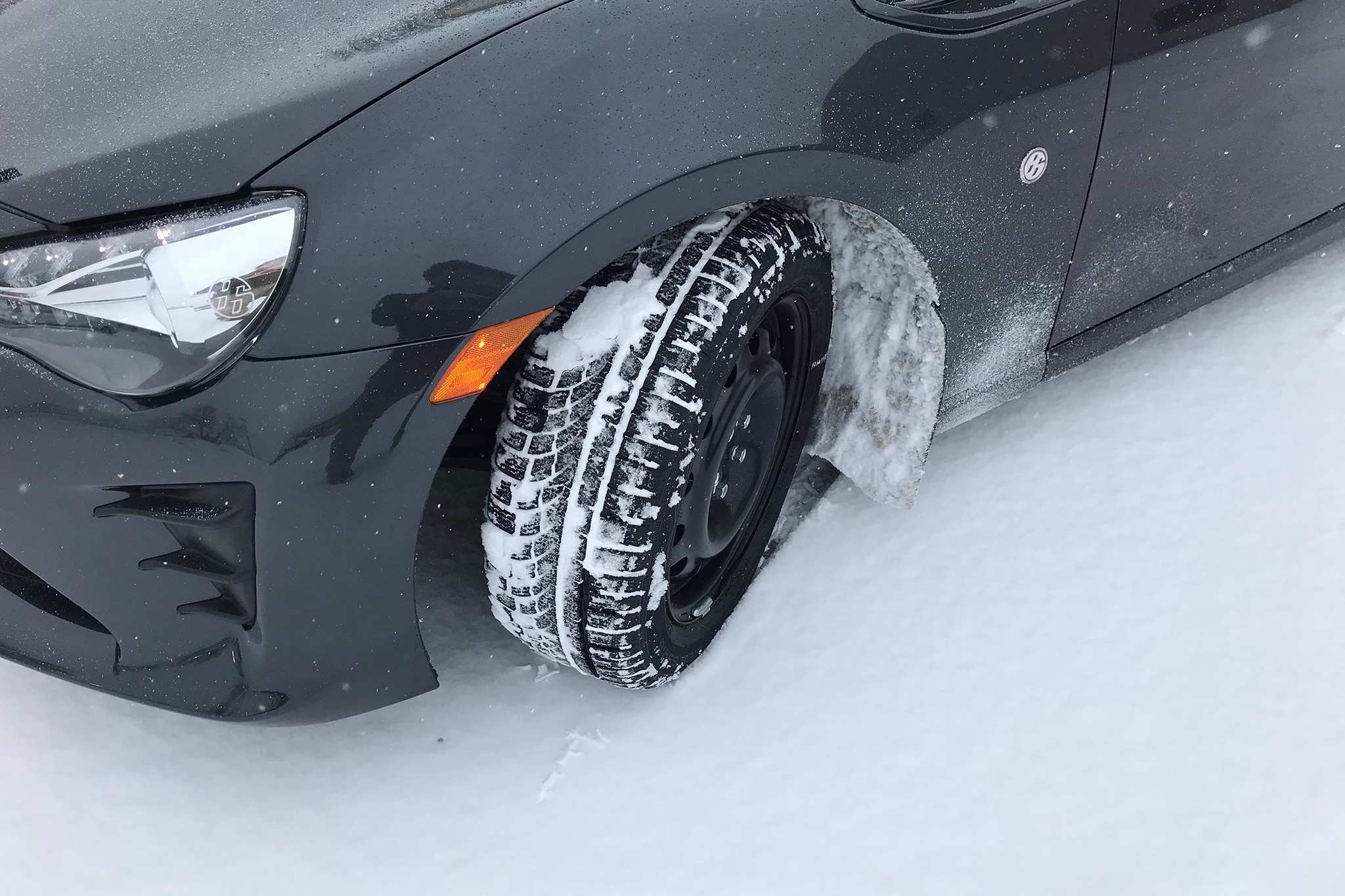 Nokian WR G4 Tire: It's All-Weather, Not All-Season