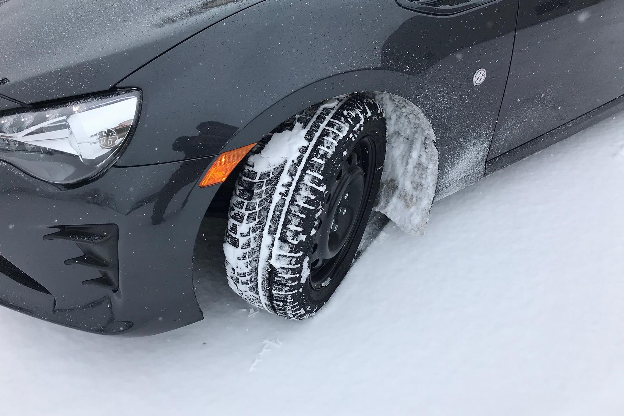 9b7f1f801ce Nokian WR G4 Tire: It's All-Weather, Not All-Season | Automobile ...