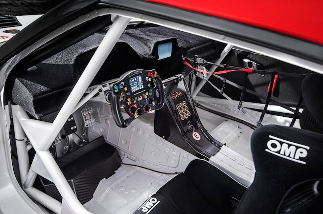 Gr Toyota Supra Race Car Concept Is A Mean Racing Machine