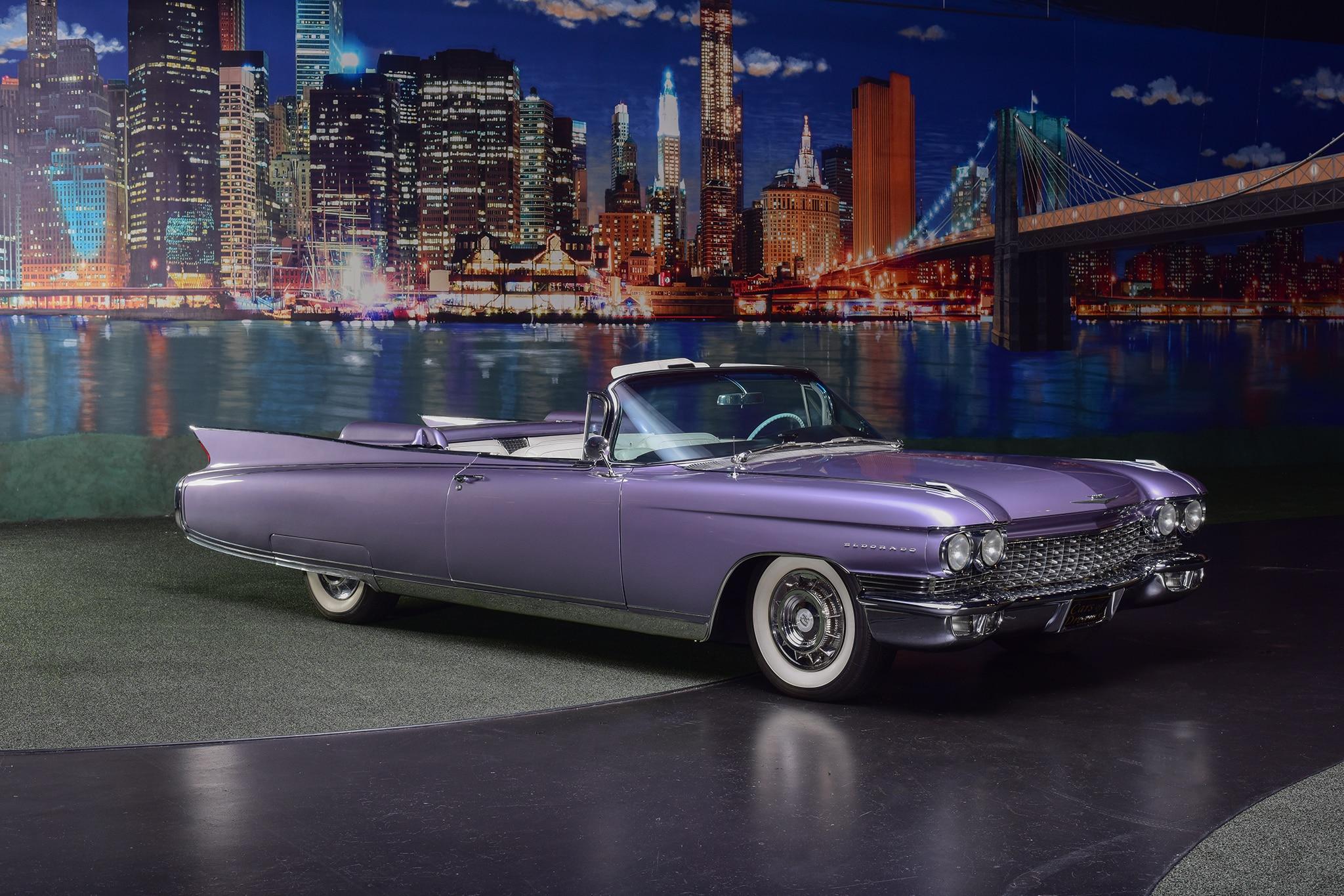1960 Cadillac Eldorado Biarritz Barrett Jackson