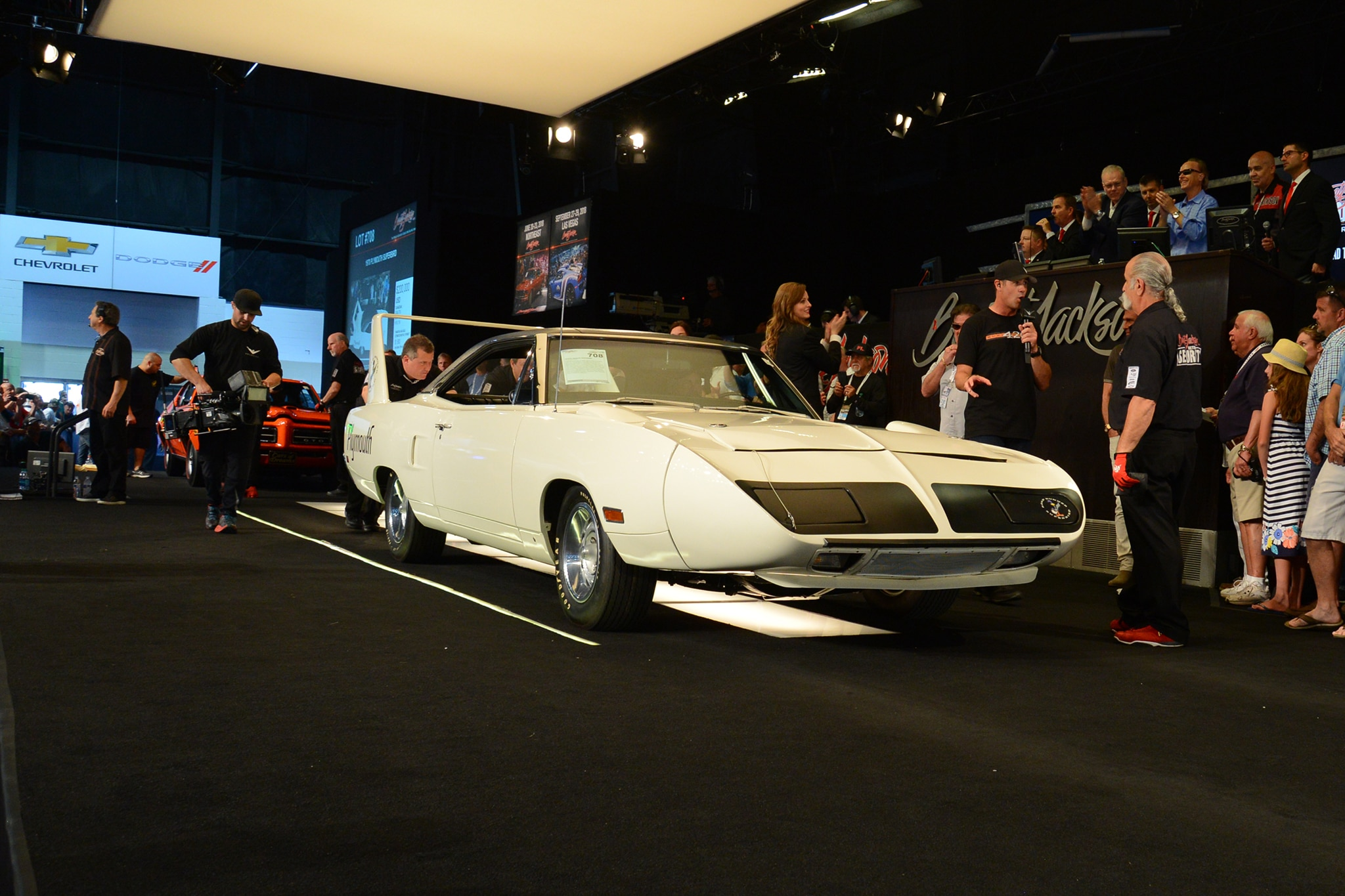 Top Ten Most Expensive Cars Sold at Barrett-Jackson\'s 2018 Palm ...