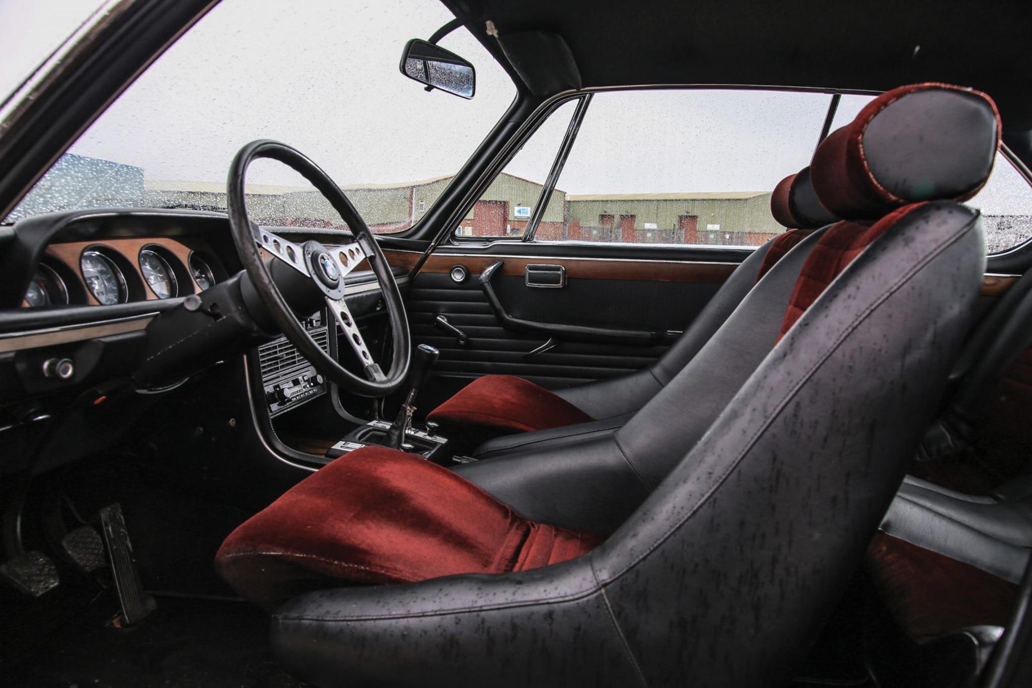 1975 Bmw 3 0 Csl Batmobile Needs Cash Crusader Automobile Magazine