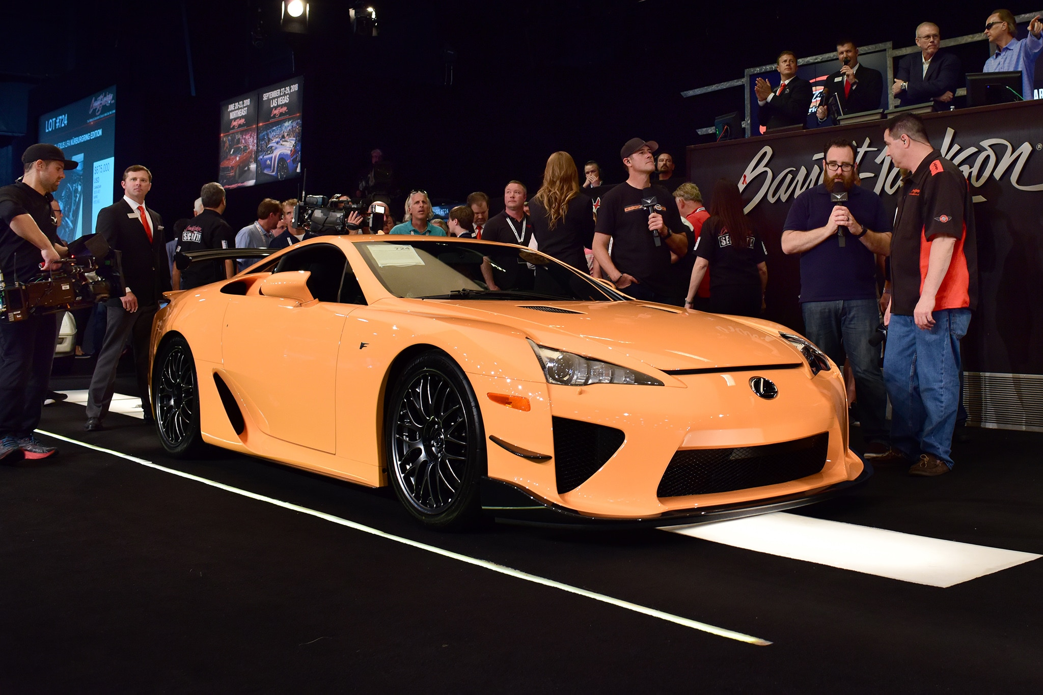 2012 Lexus LFA Nurburgring Edition Palm Beach 2018