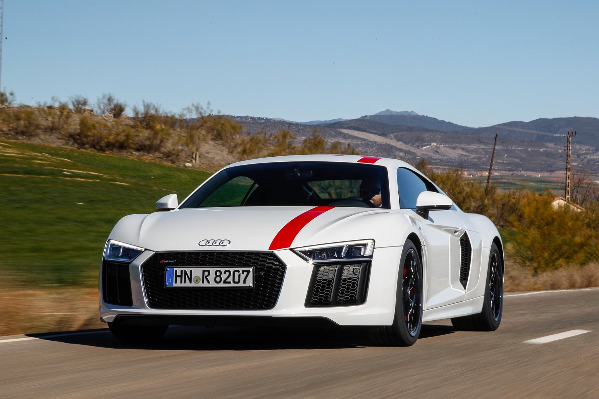 Audi R RWS Priced At Automobile Magazine - Audi r8 2018