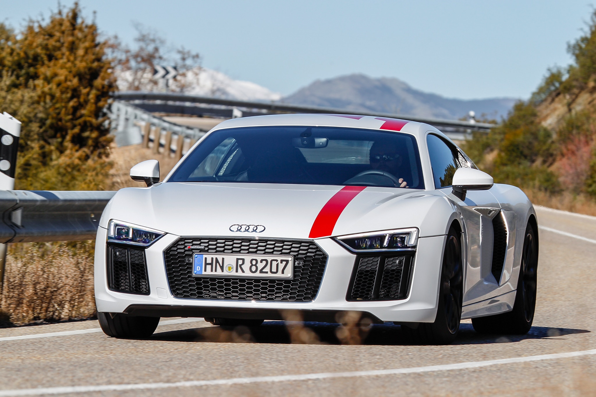 Audi R RWS Priced At Automobile Magazine - Audi 48