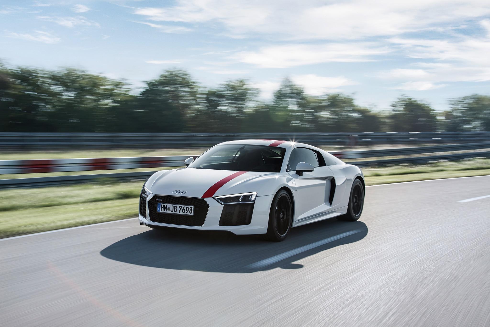 2018 Audi R8 Rws First Drive Review Automobile Magazine