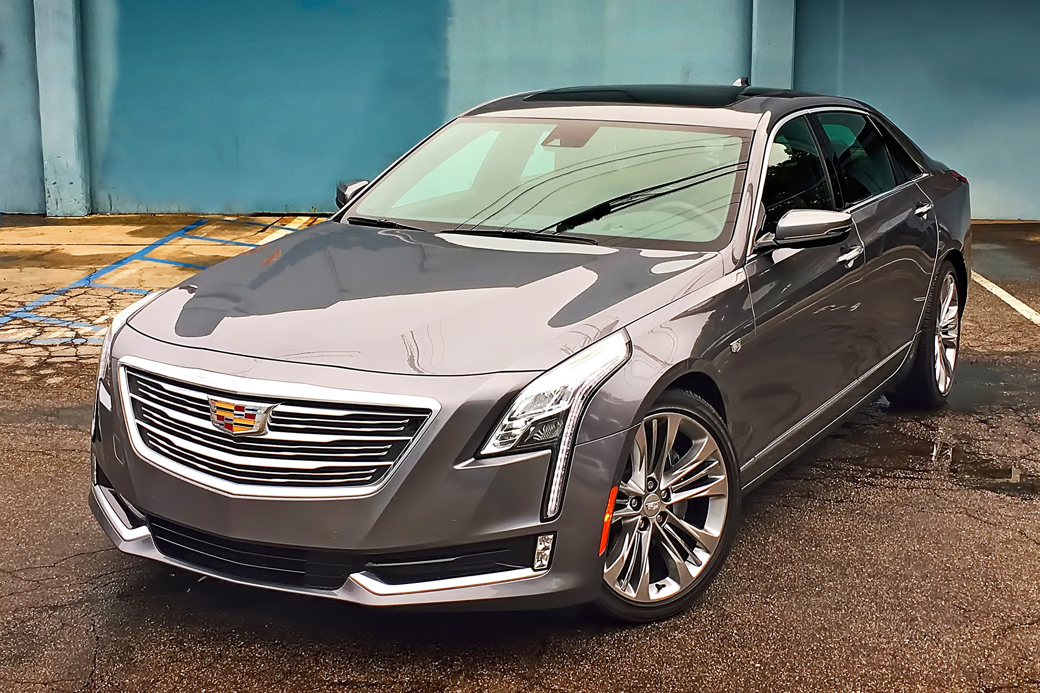 2018 Cadillac CT6 Platinum AWD One Week Review ...