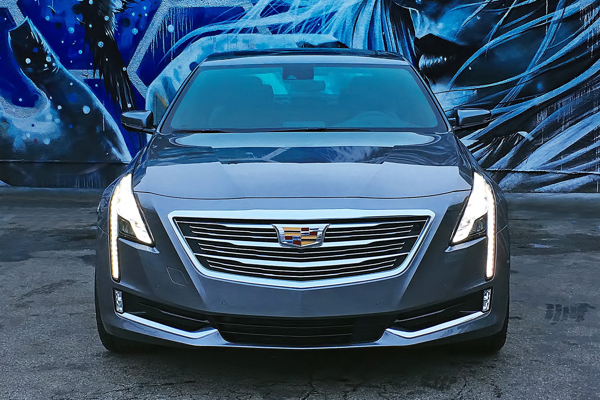 Ct6 For Sale >> 2018 Cadillac CT6 Platinum AWD One Week Review ...