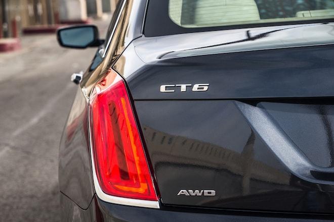 2018 Cadillac CT6 Platinum AWD 17