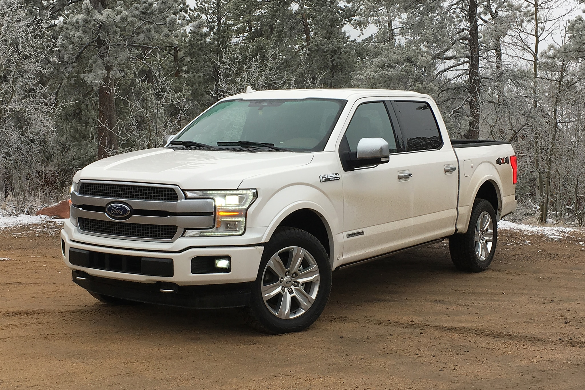 2018 ford f 150 3/4 ton