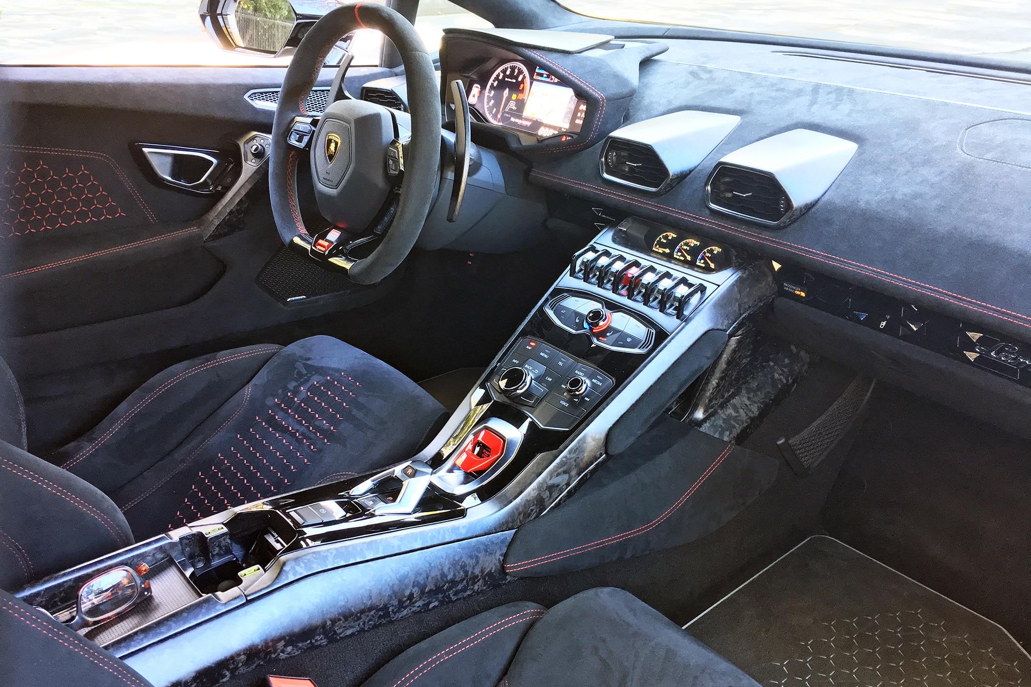 2018 Lamborghini Huracan Performante One Week Review Automobile
