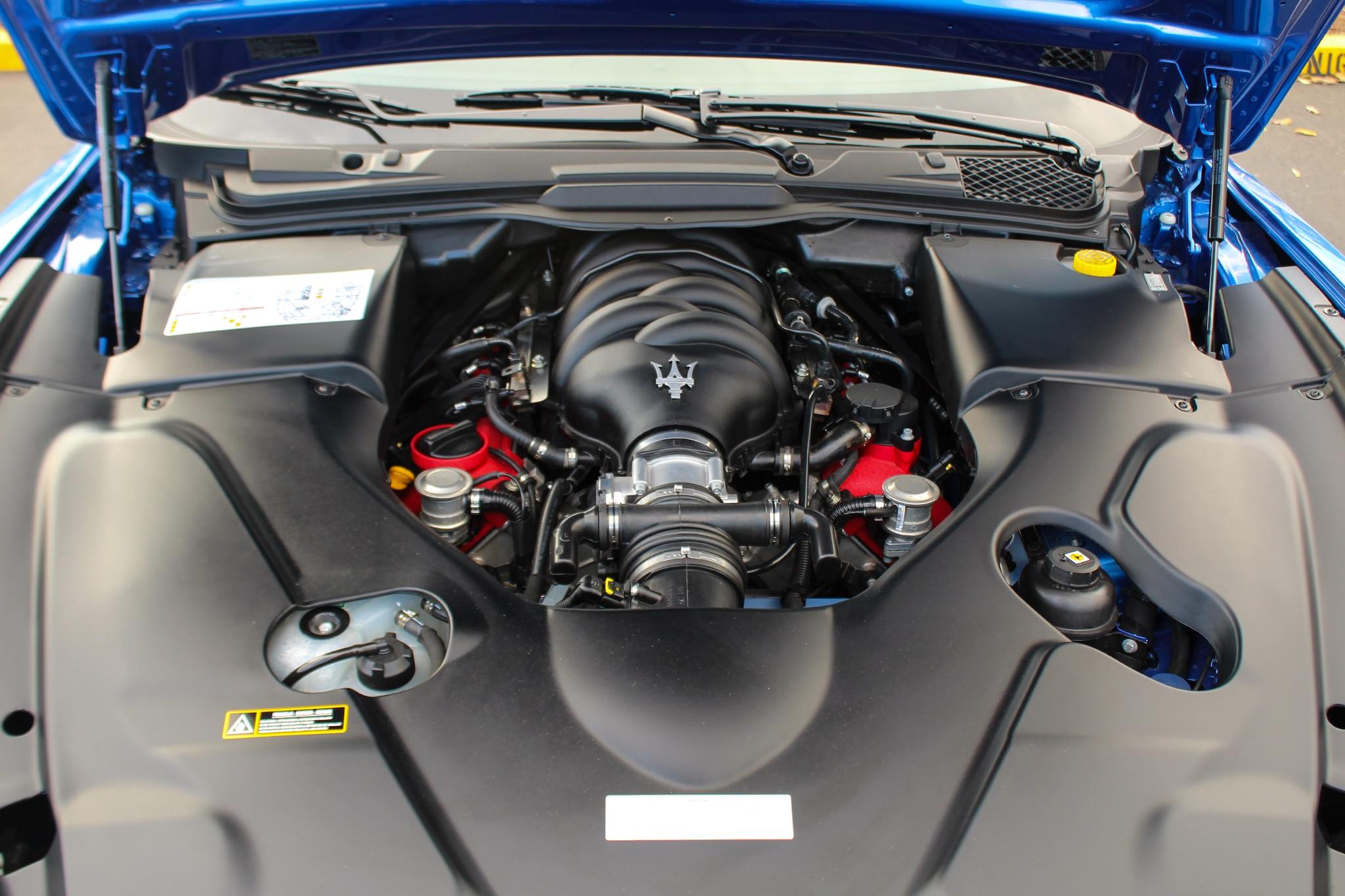 2018 Maserati Granturismo Convertible Mc One Week Review