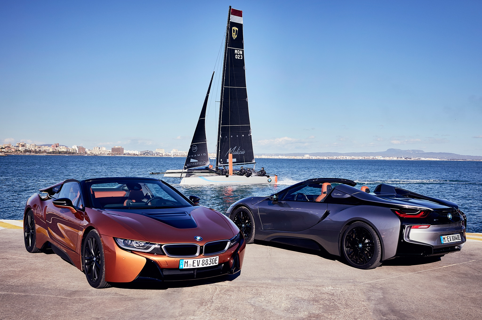 first drive  2019 bmw i8 roadster