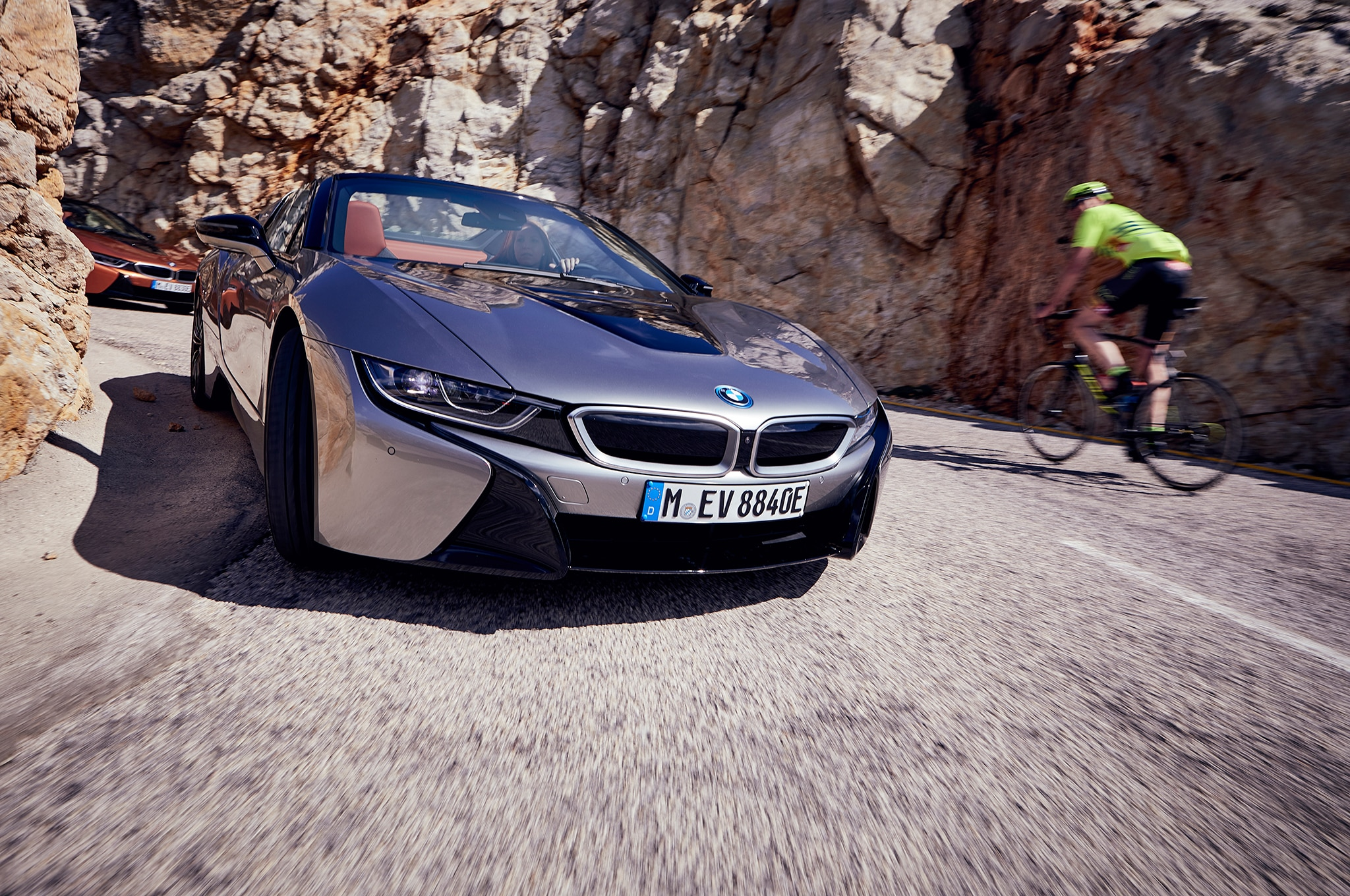 First Drive 2019 Bmw I8 Roadster Automobile Magazine