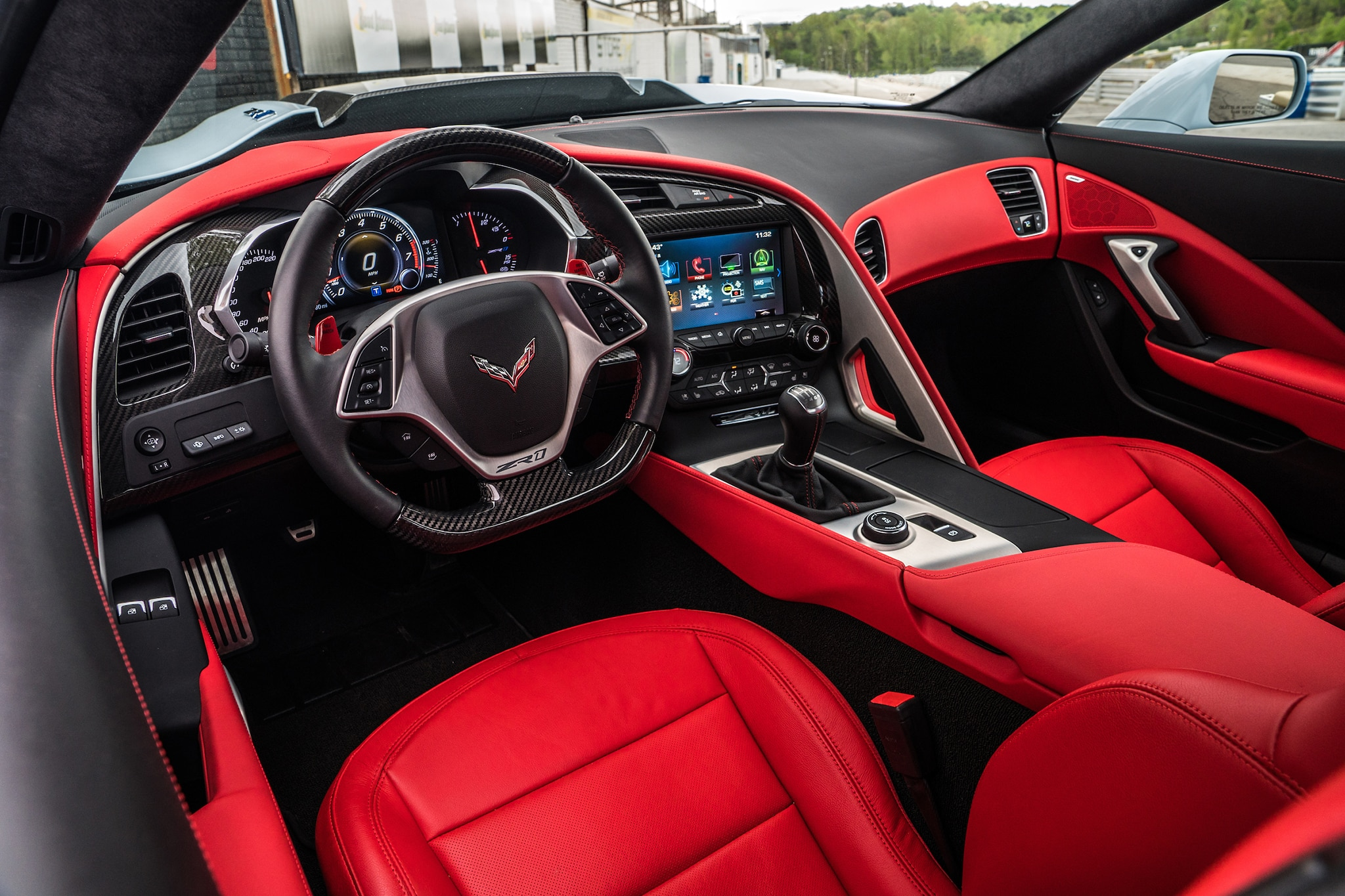 90 Chevy Corvette Ac Wiring Diagram Electrical Circuit 2019 Chevrolet Zr1 First Drive Automobile Magazinerhautomobilemag At