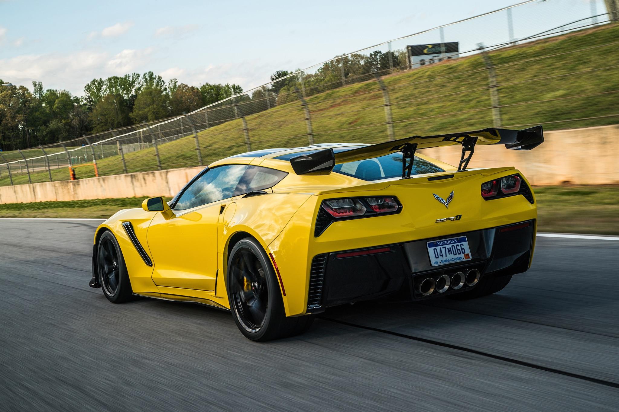 Corvette Zr1 0 60 >> 20 Elegant 2019 Chevrolet Corvette Zr1 0 60