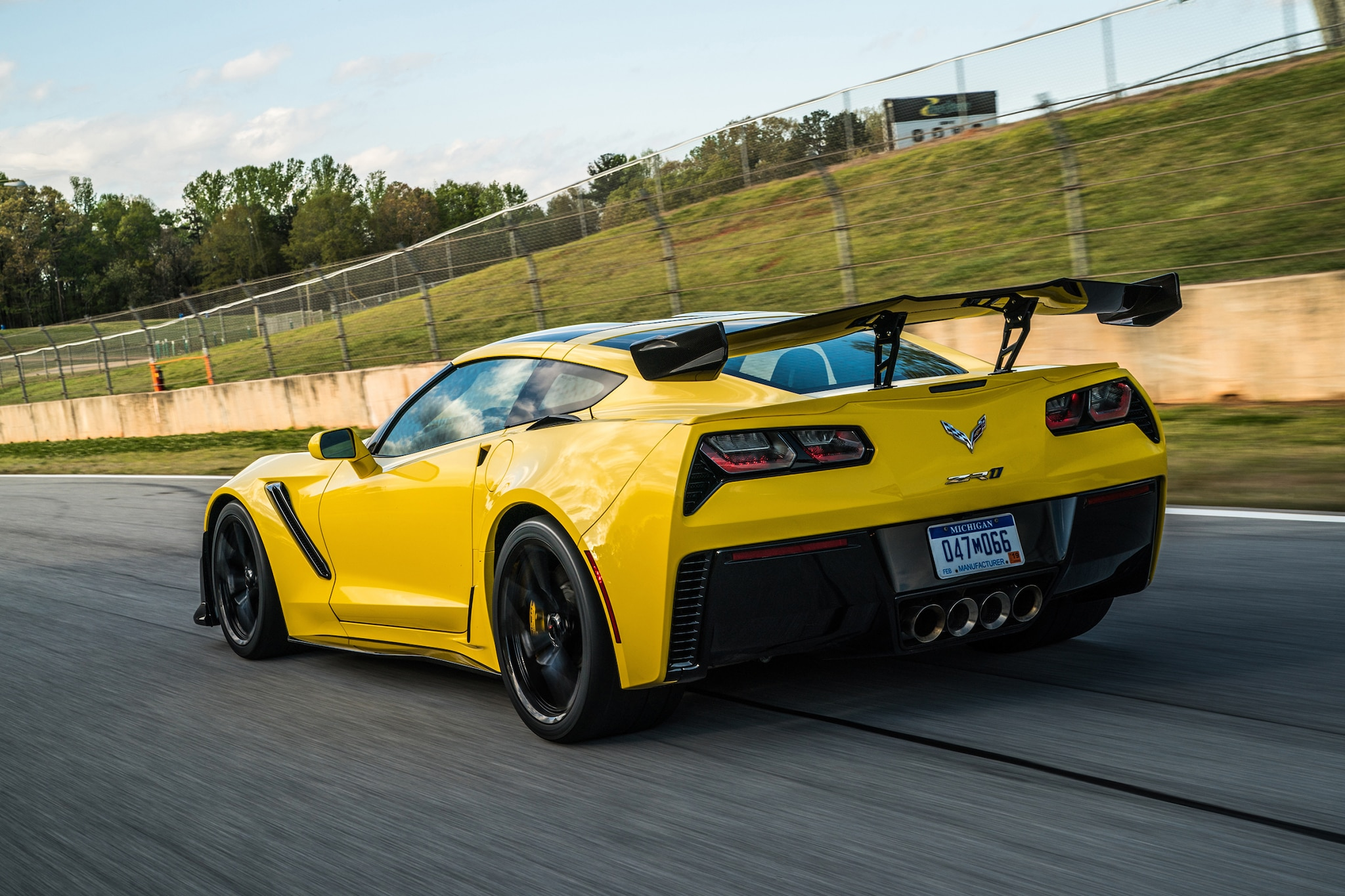 4 Door Corvette 2018 >> 2019 Chevrolet Corvette ZR1 First Drive   Automobile Magazine