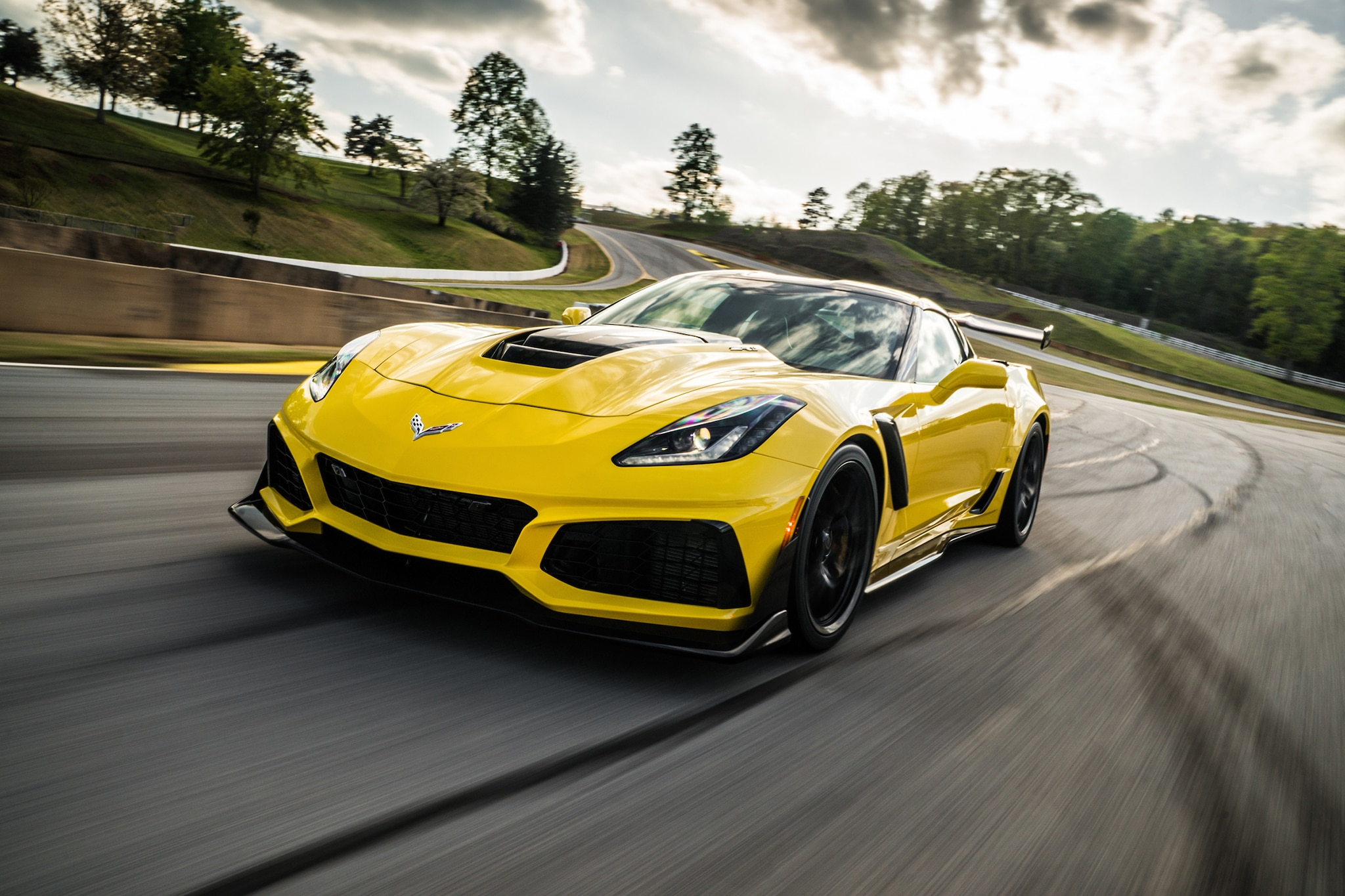 2019 Chevrolet Corvette ZR1 98