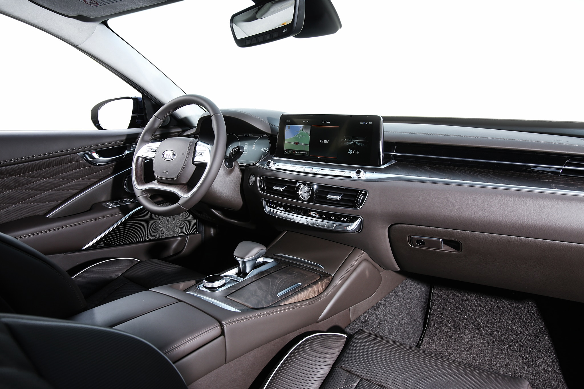 2019 Kia K900 First Drive Review Automobile Magazine
