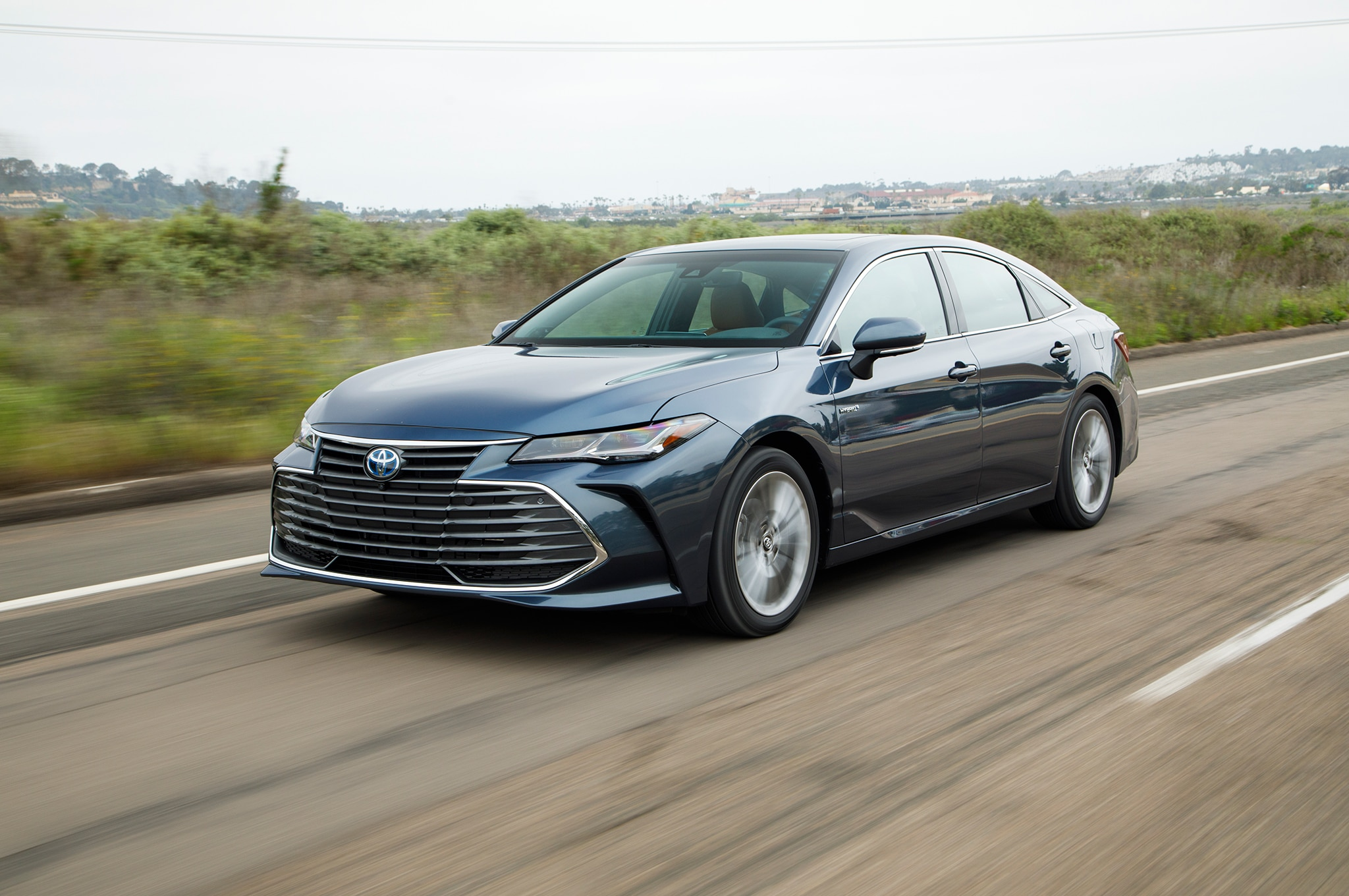 2019 toyota avalon first drive review automobile magazine. Black Bedroom Furniture Sets. Home Design Ideas