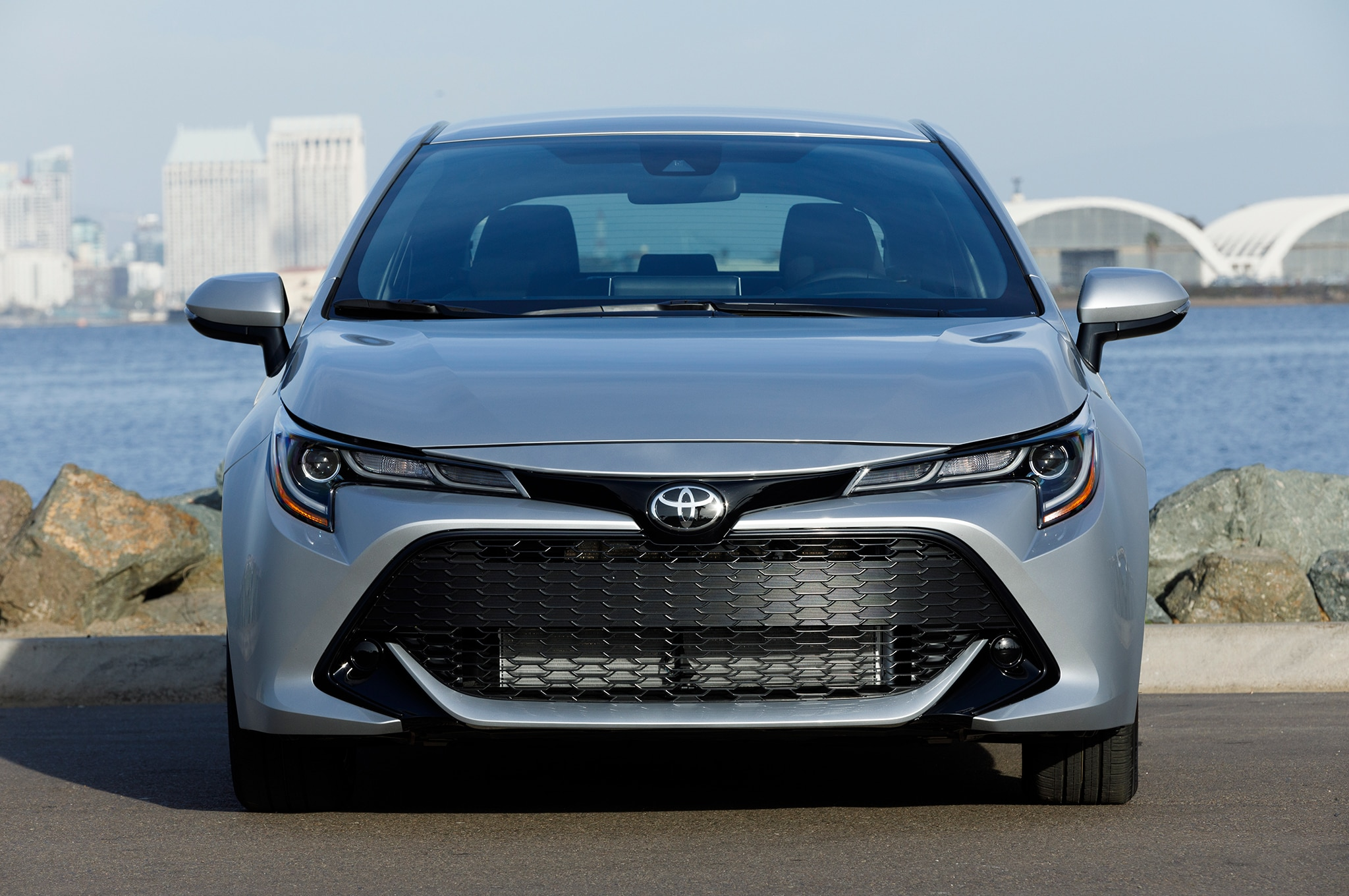 first drive 2019 toyota corolla hatchback automobile. Black Bedroom Furniture Sets. Home Design Ideas
