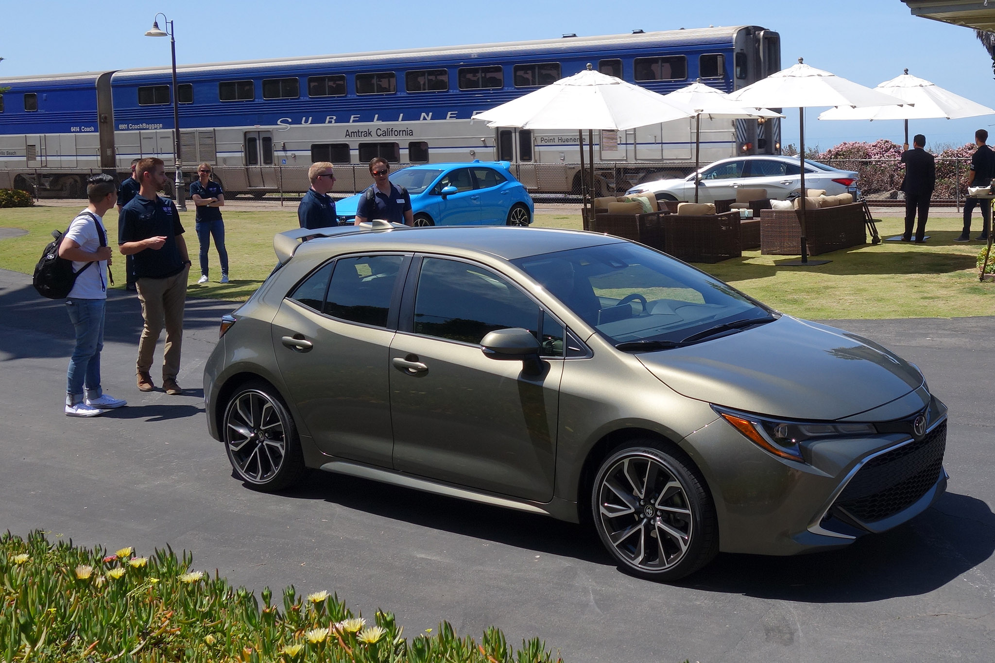 First Drive 2019 Toyota Corolla Hatchback Automobile Magazine
