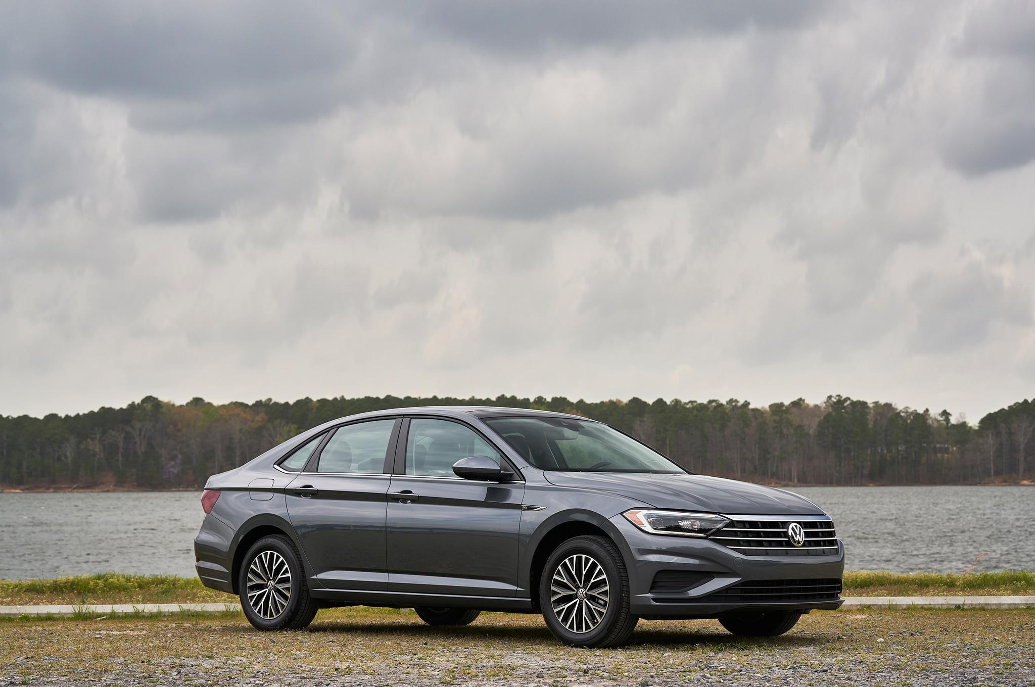 2019 Volkswagen Jetta First Drive Review