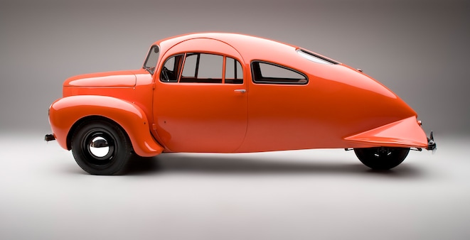 The Portland Art Museum's 'Shape of Speed' Exhibition Opens