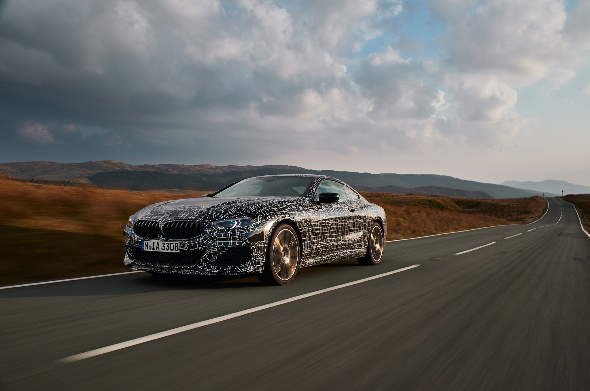 2019 BMW 850i xDrive Prototype Drive | Automobile Magazine