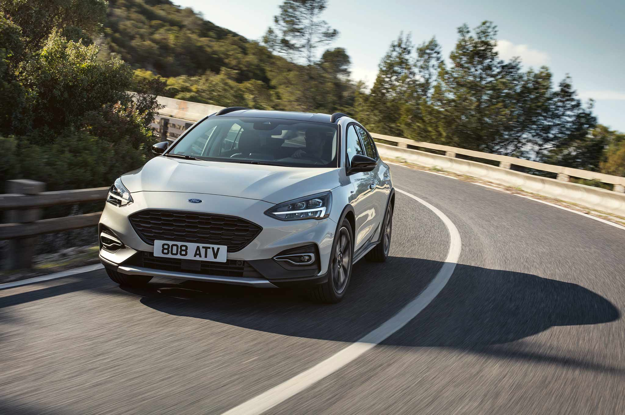 Ford Focus Active European Market 08