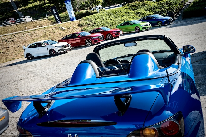 Learning to Drive a Manual at Honda's First Annual Shifting