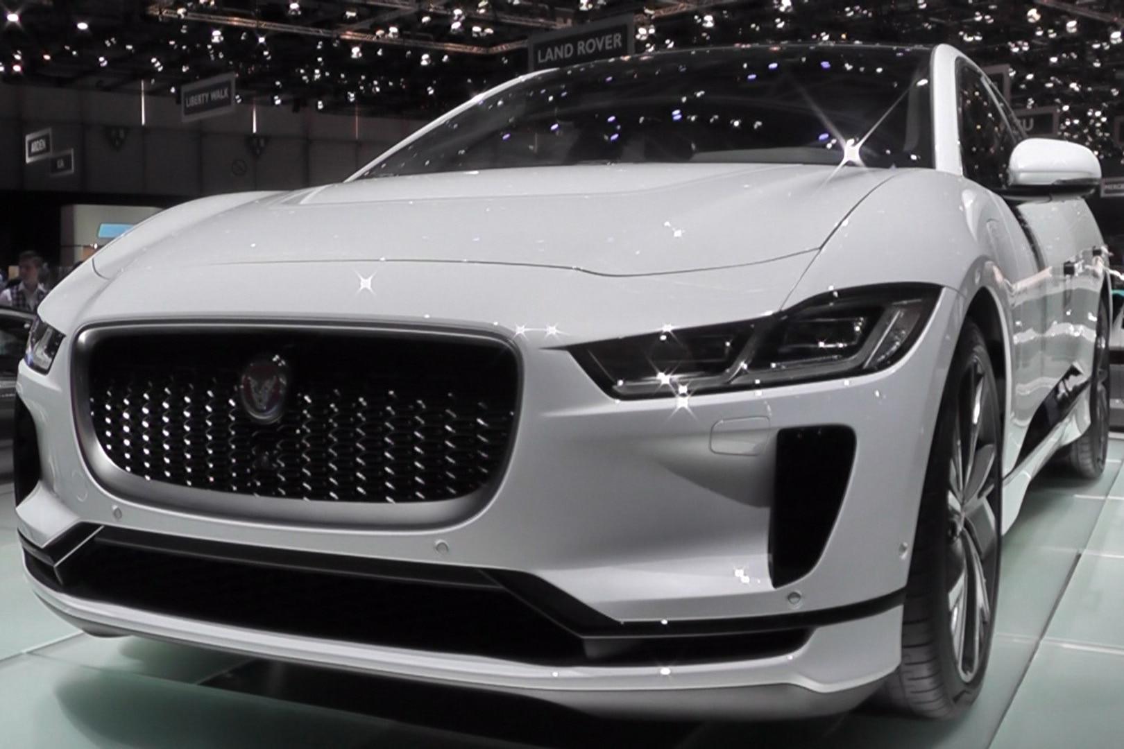 Jaguar I Pace 2018 Geneva