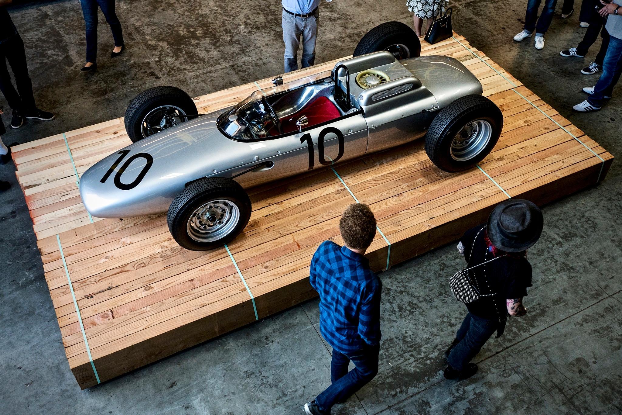 Luftgekuhlt 5 Porsche Meet At Ganahl Lumber 12