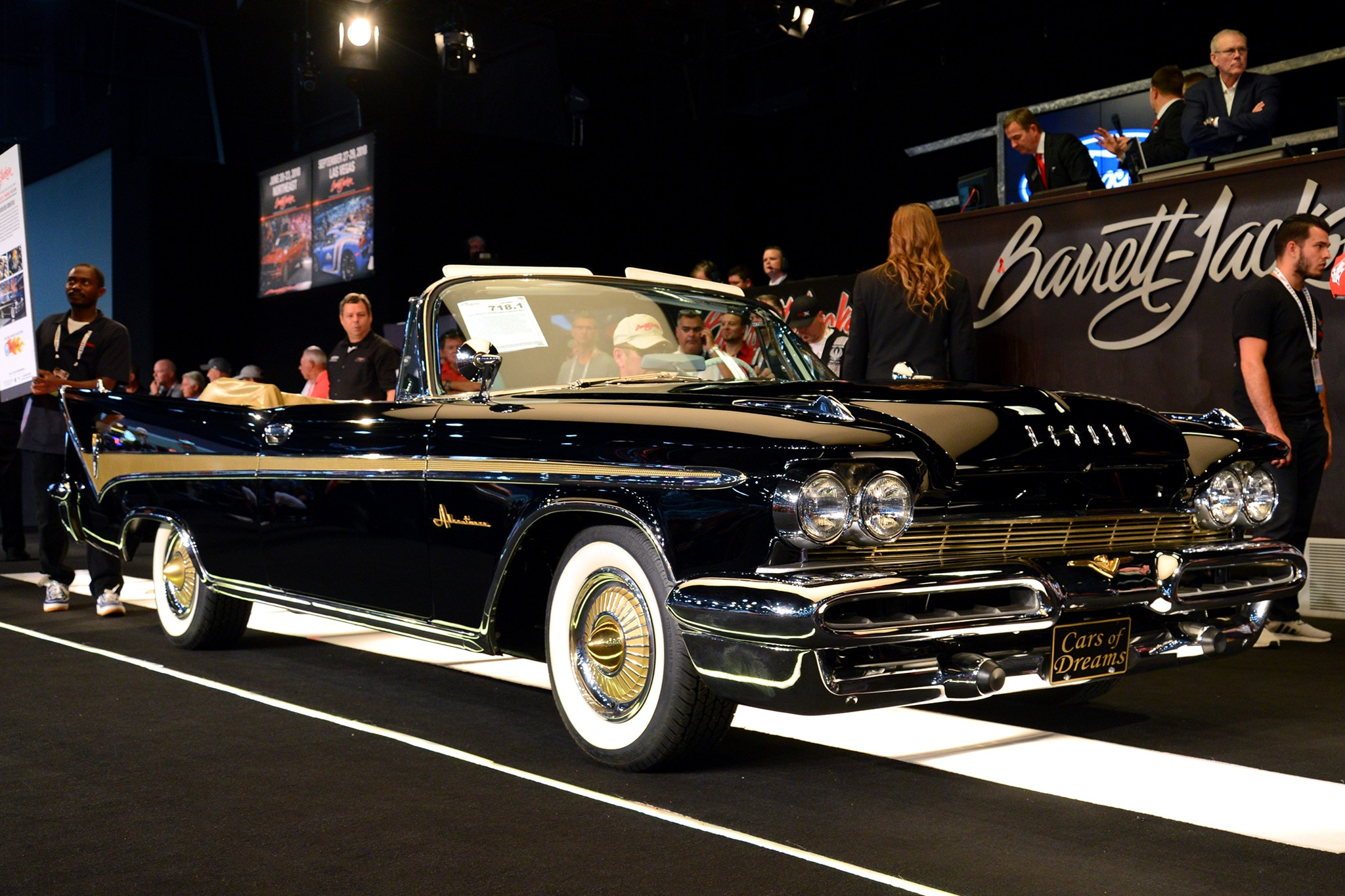 Staluppi Collection Brings $13.96 Million at Barrett-Jackson\'s 2018 ...