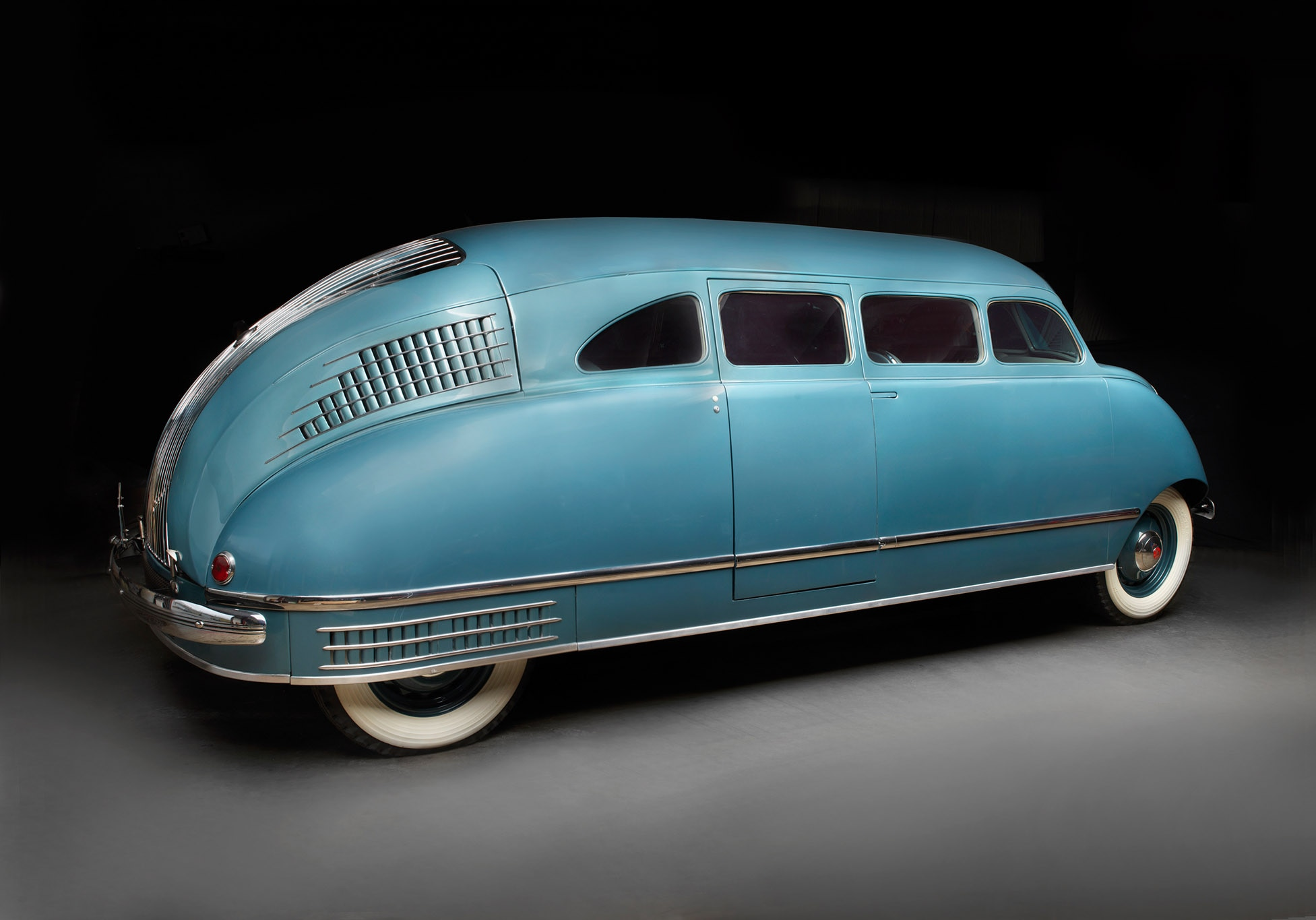 Mercedes Benz Of Portland >> The Portland Art Museum's 'Shape of Speed' Exhibition Opens June 16 | Automobile Magazine