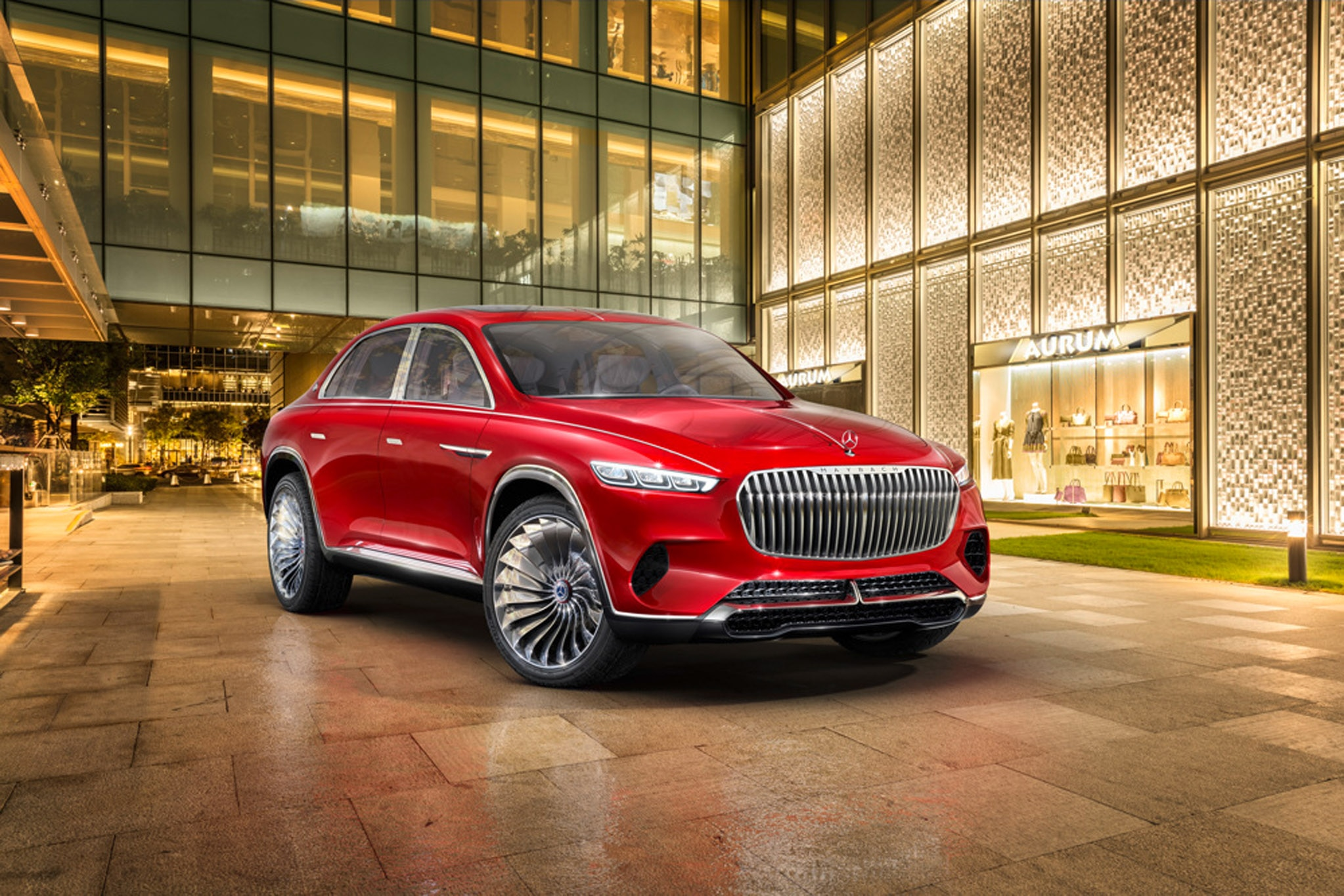 Sweet Home Alabama: The Mercedes-Maybach SUV Will be Built in America