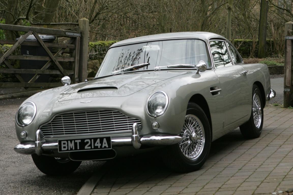 1965 Aston Marin DB5 James Bond Goldeneye 30