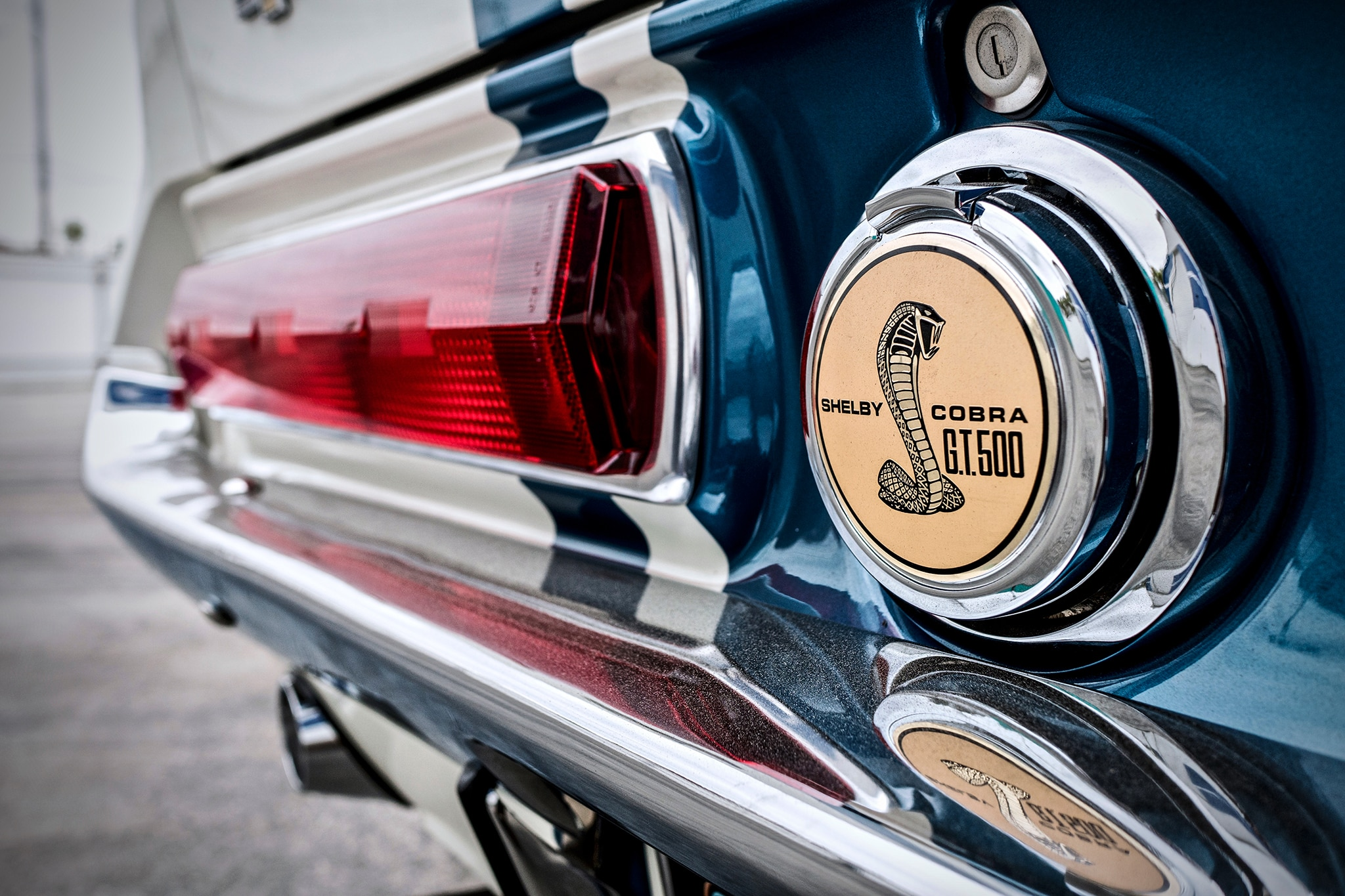 First Drive 1967 Shelby Gt500 Super Snake Continuation Automobile